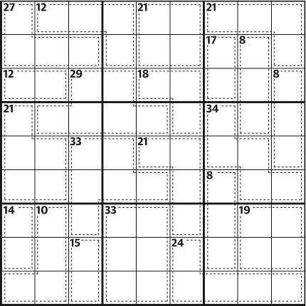Killer sudoku 648