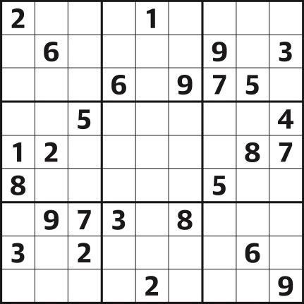 Sudoku 4,300 medium