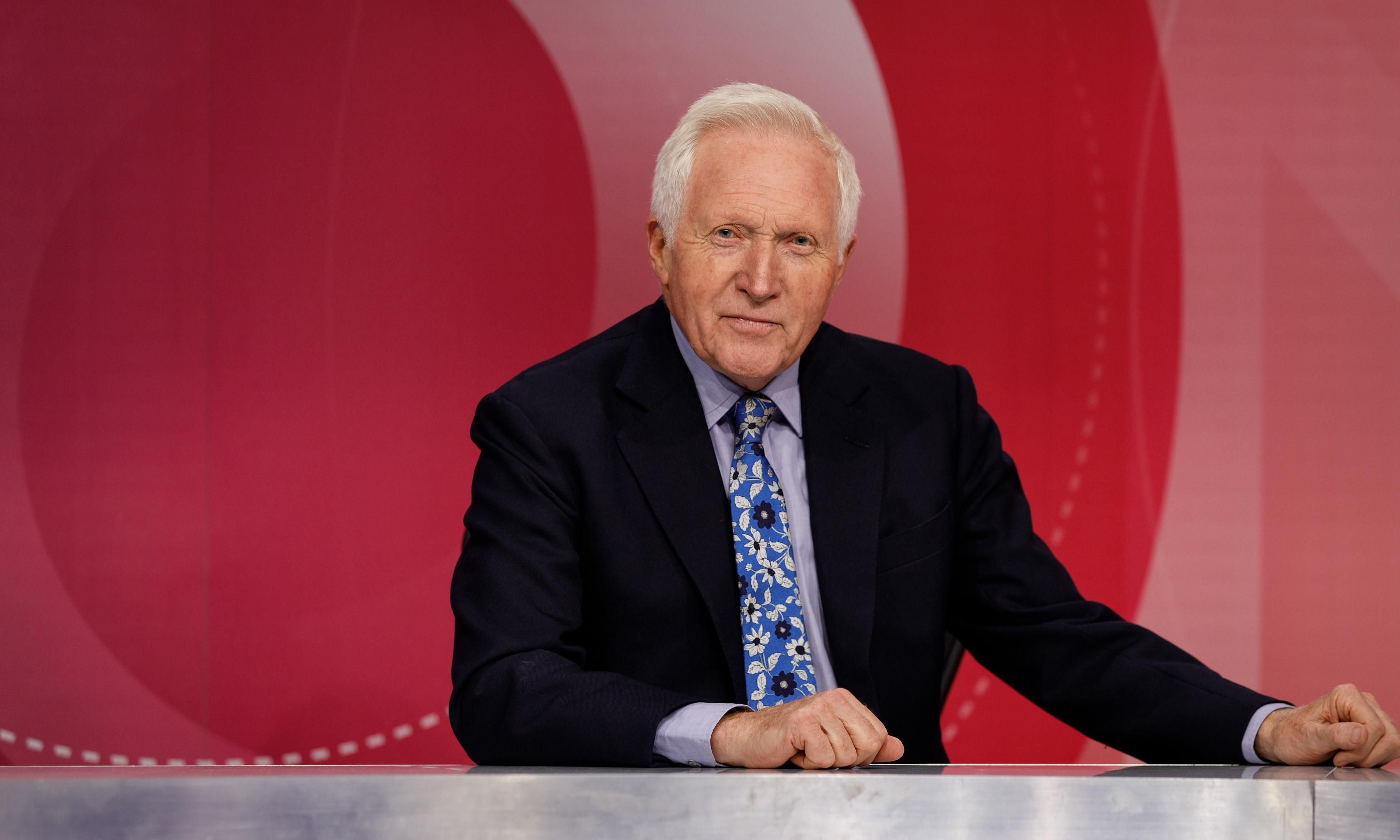 Have I Got News for You: David Dimbleby to host satirical TV show