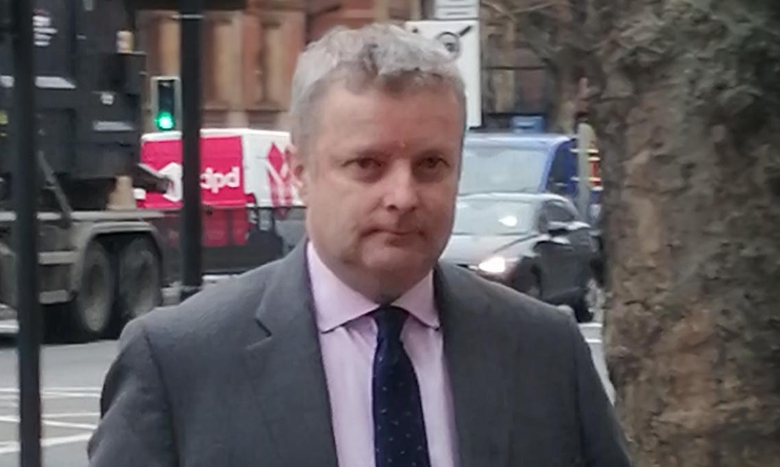 Tory MP Christopher Davies admits expenses fraud