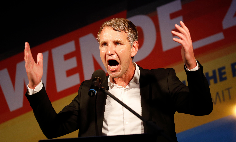 AfD politician threatens journalist after Hitler comparison