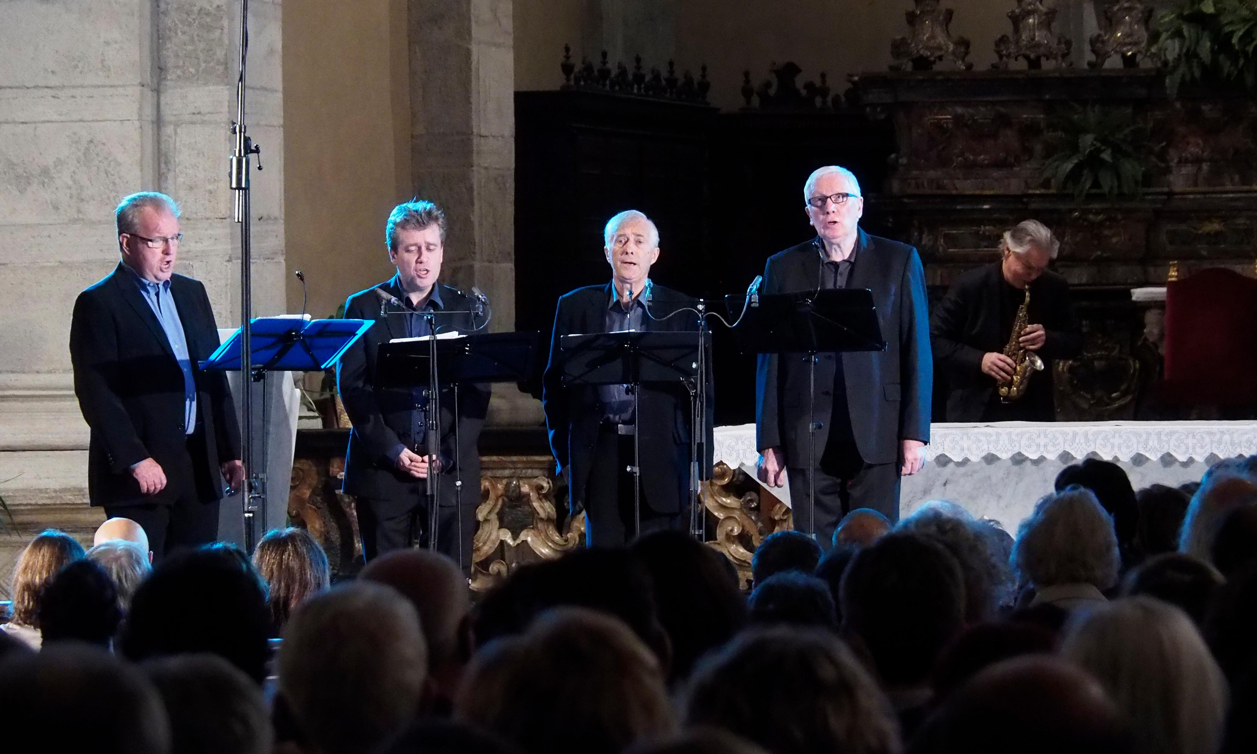 Home listening: a fond farewell from the Hilliards and Jan Garbarek