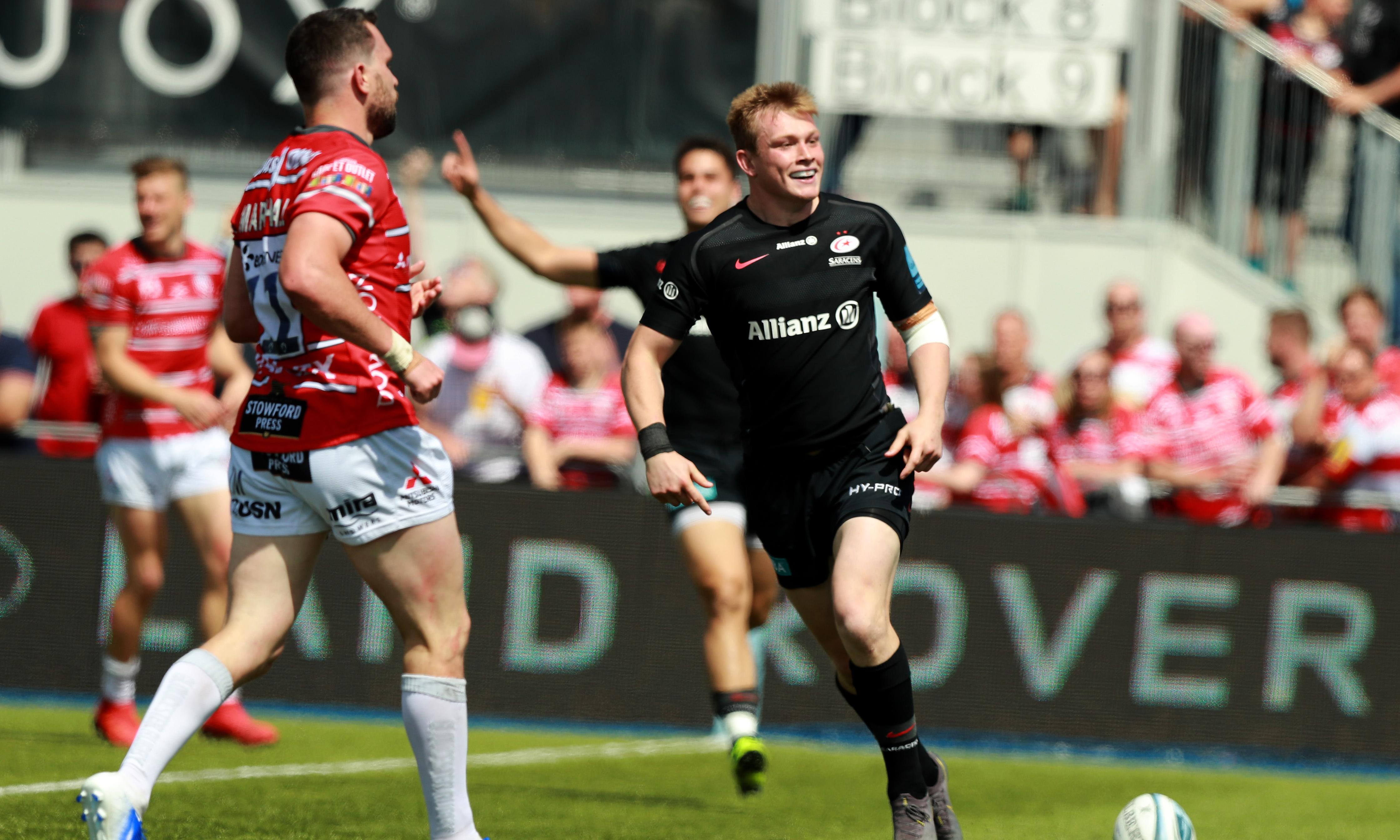 Exeter Chiefs believe they can make Europe's finest look second best