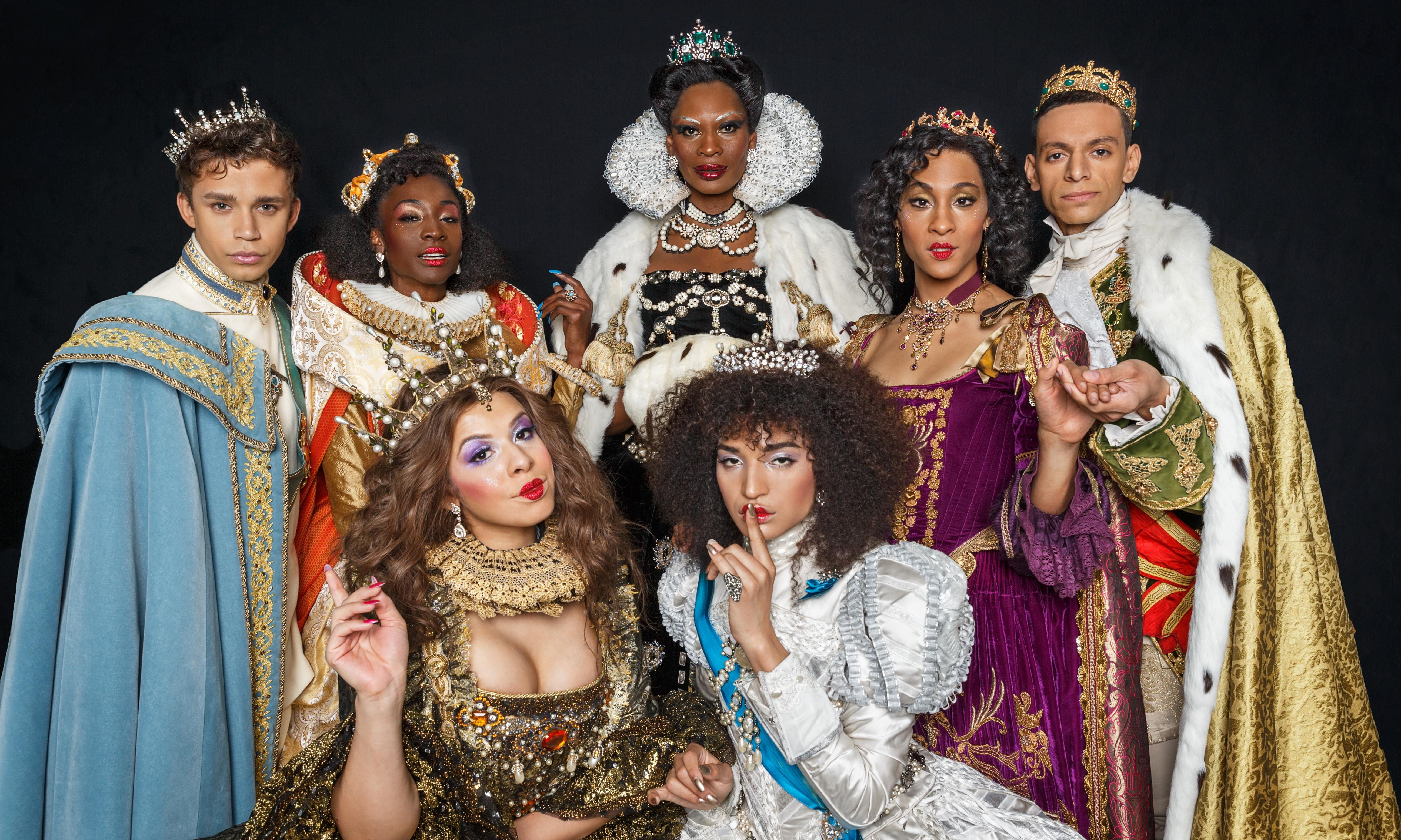 The cast of TV drama Pose: 'Without us Madonna would be nothing'