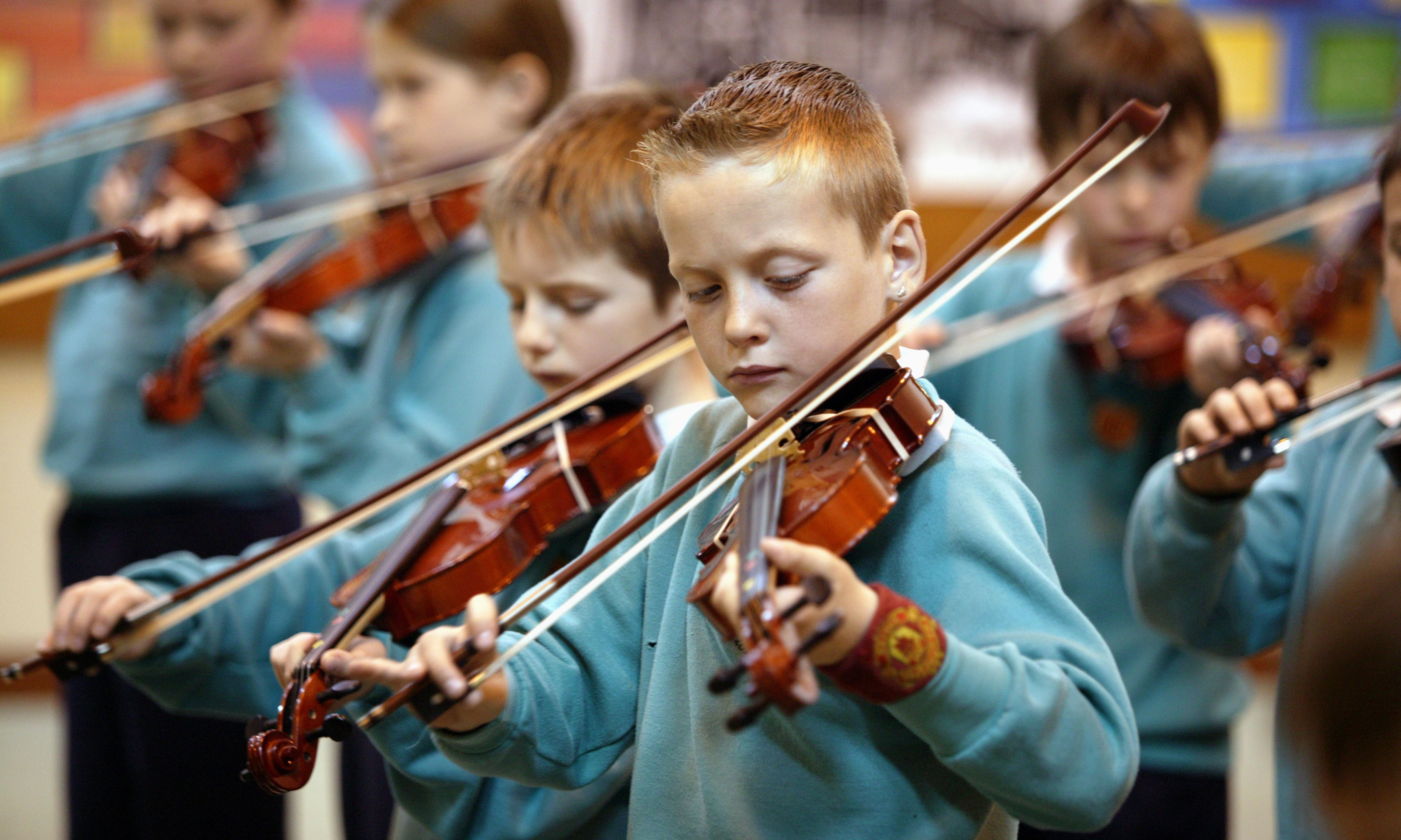 The arts are vital for young people