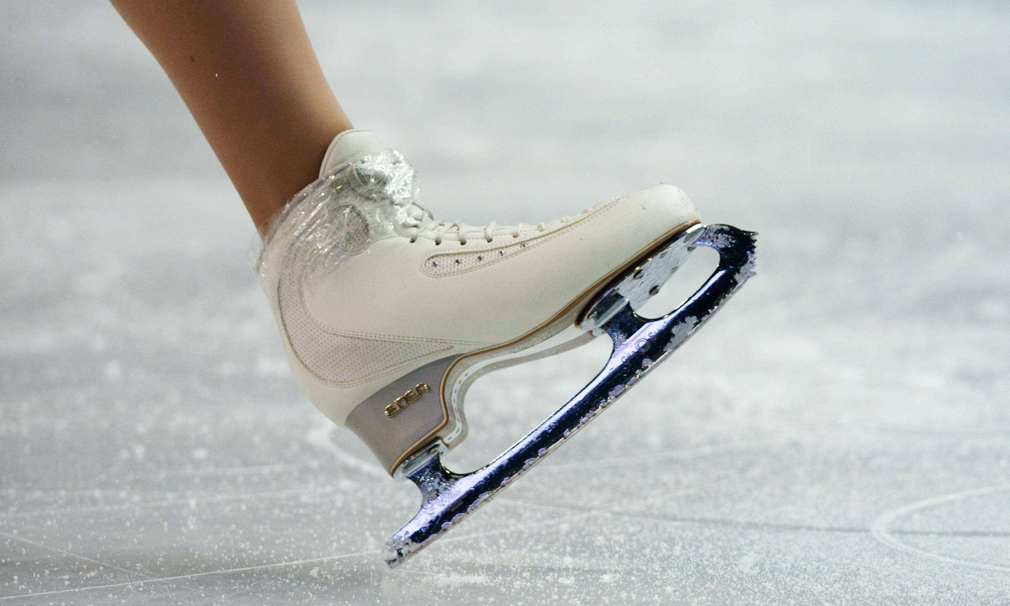 Partner of US figure skating champion says he sexually abused her for two years