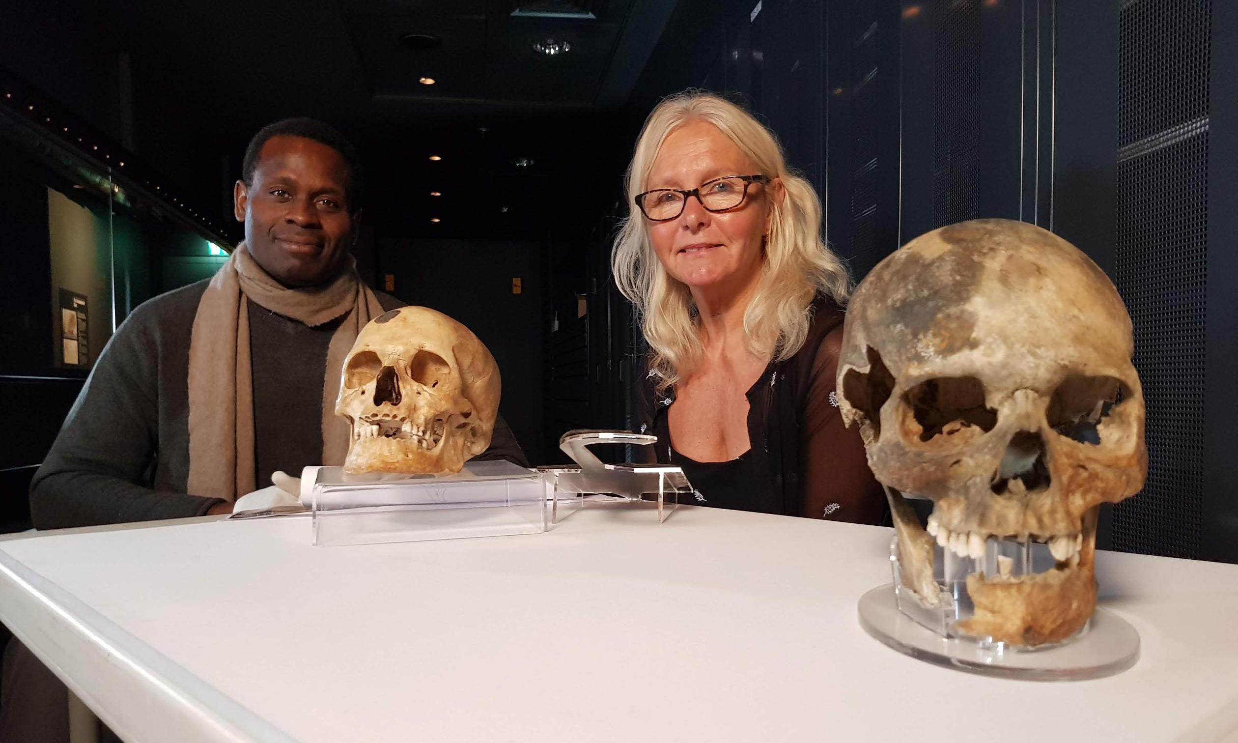 Skeletons of the Mary Rose review – how multicultural was Tudor England?