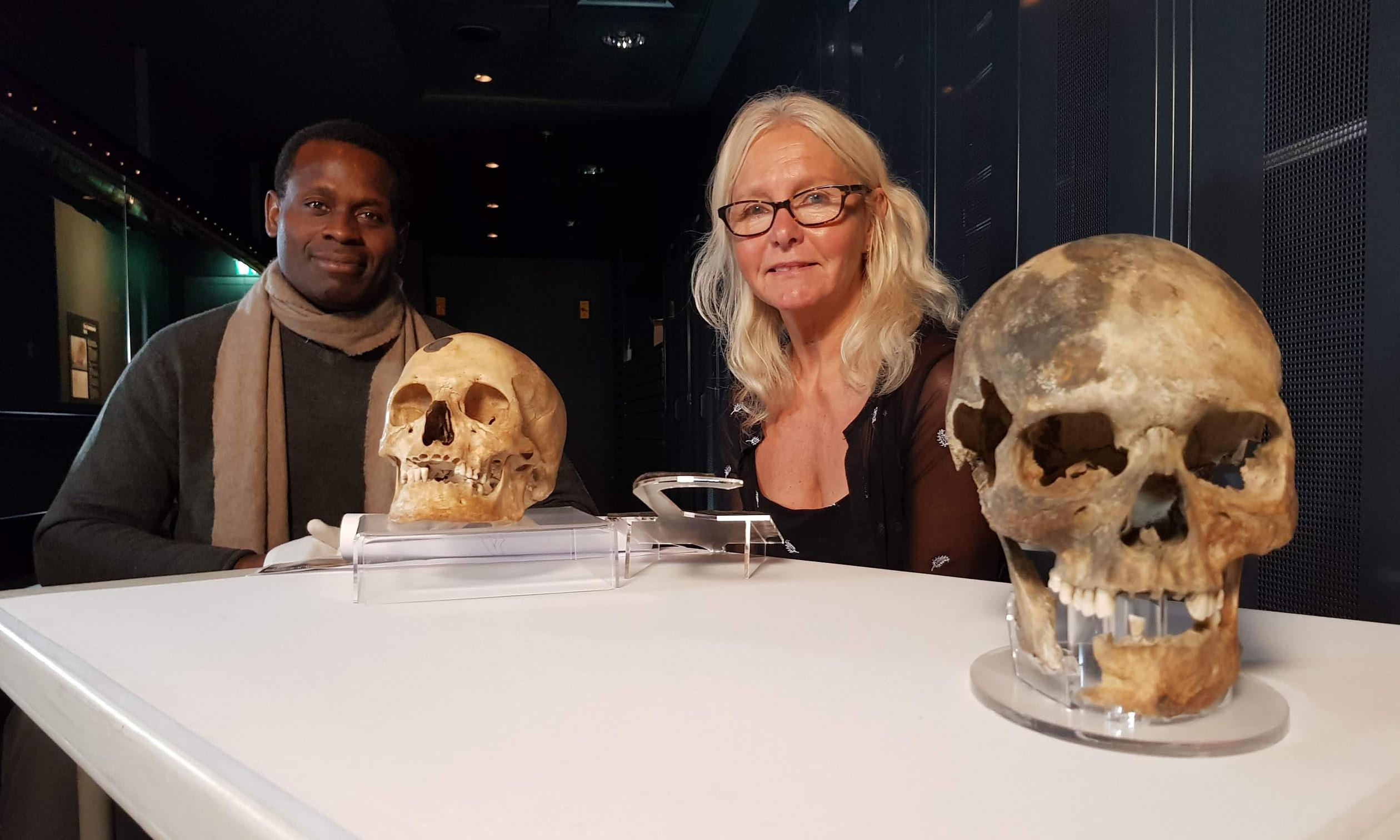 Mary Rose crew might have included sailors of African heritage