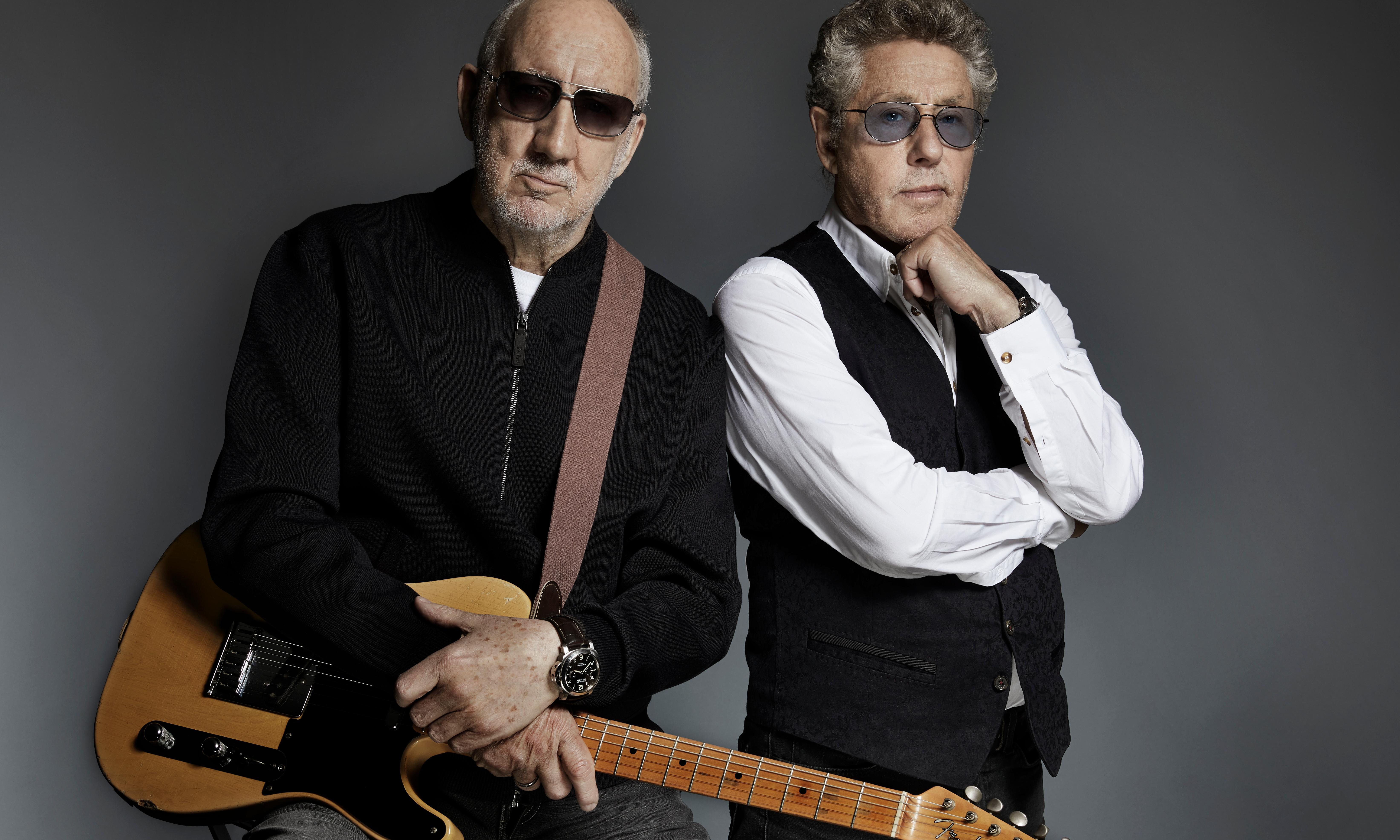 The Who: Who review – back and still causing a big sensation