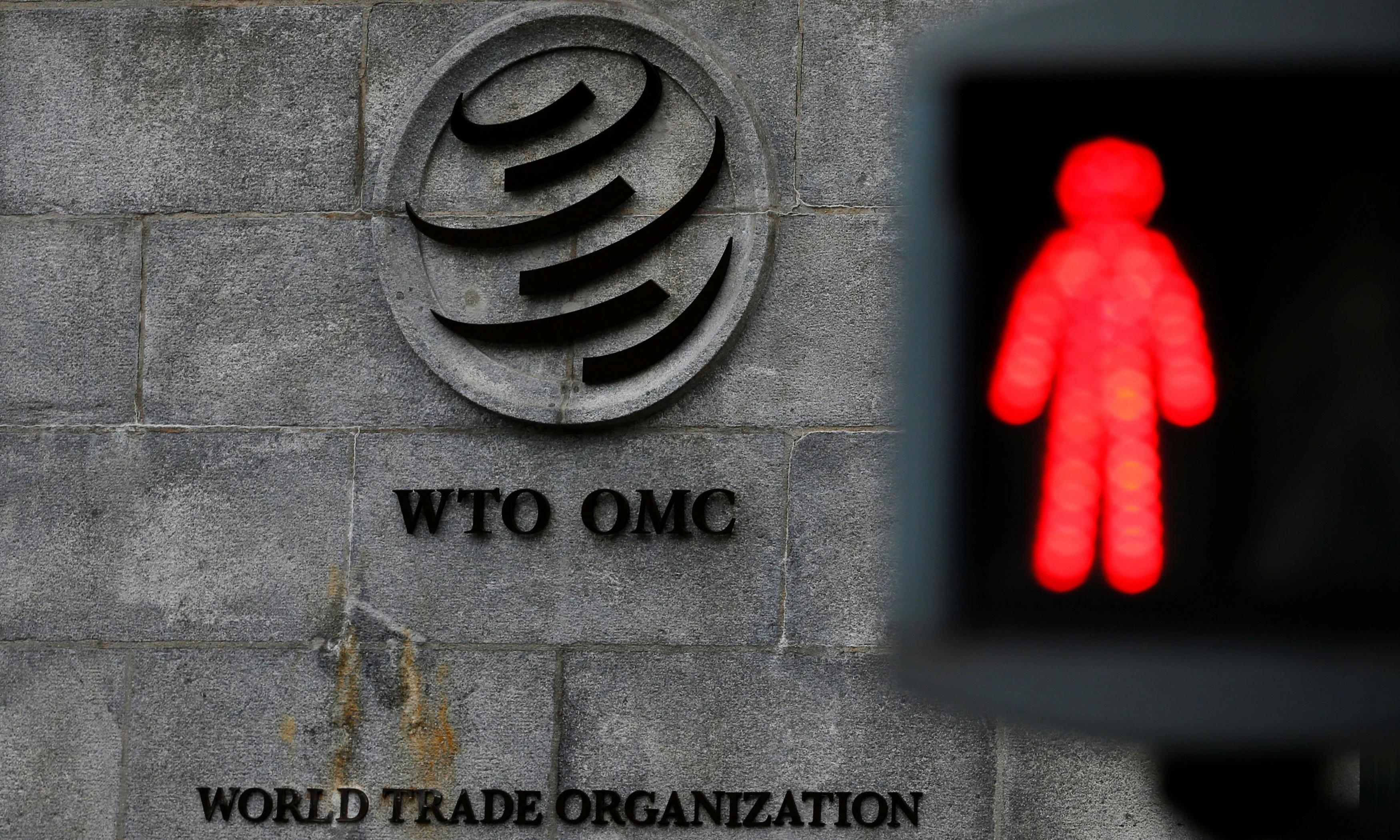 UK's post-Brexit trade at risk as WTO's top court shuts down