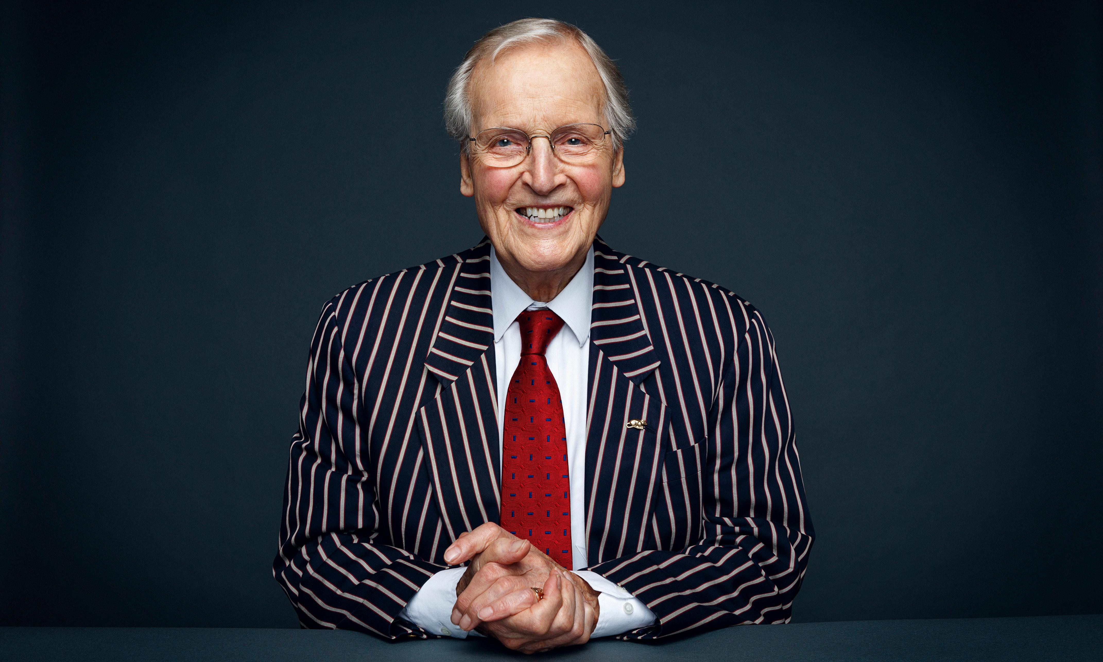"""Letters: Nicholas Parsons as the host of World in Action's """"Spongers"""""""