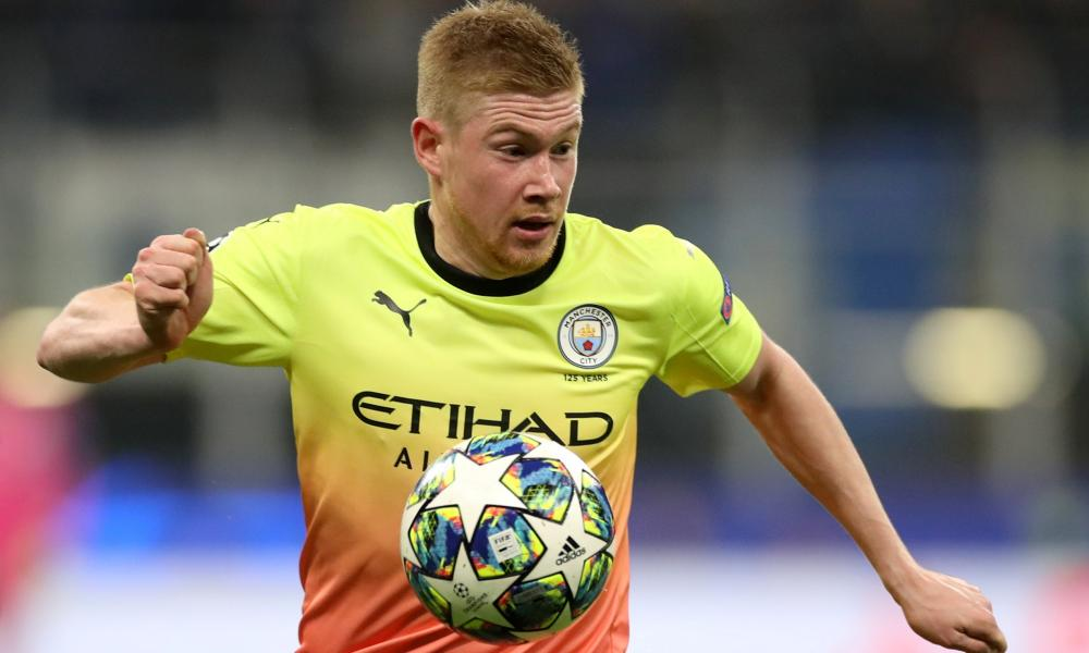 Kevin De Bruyne is still searching for his first career goal against Liverpool.
