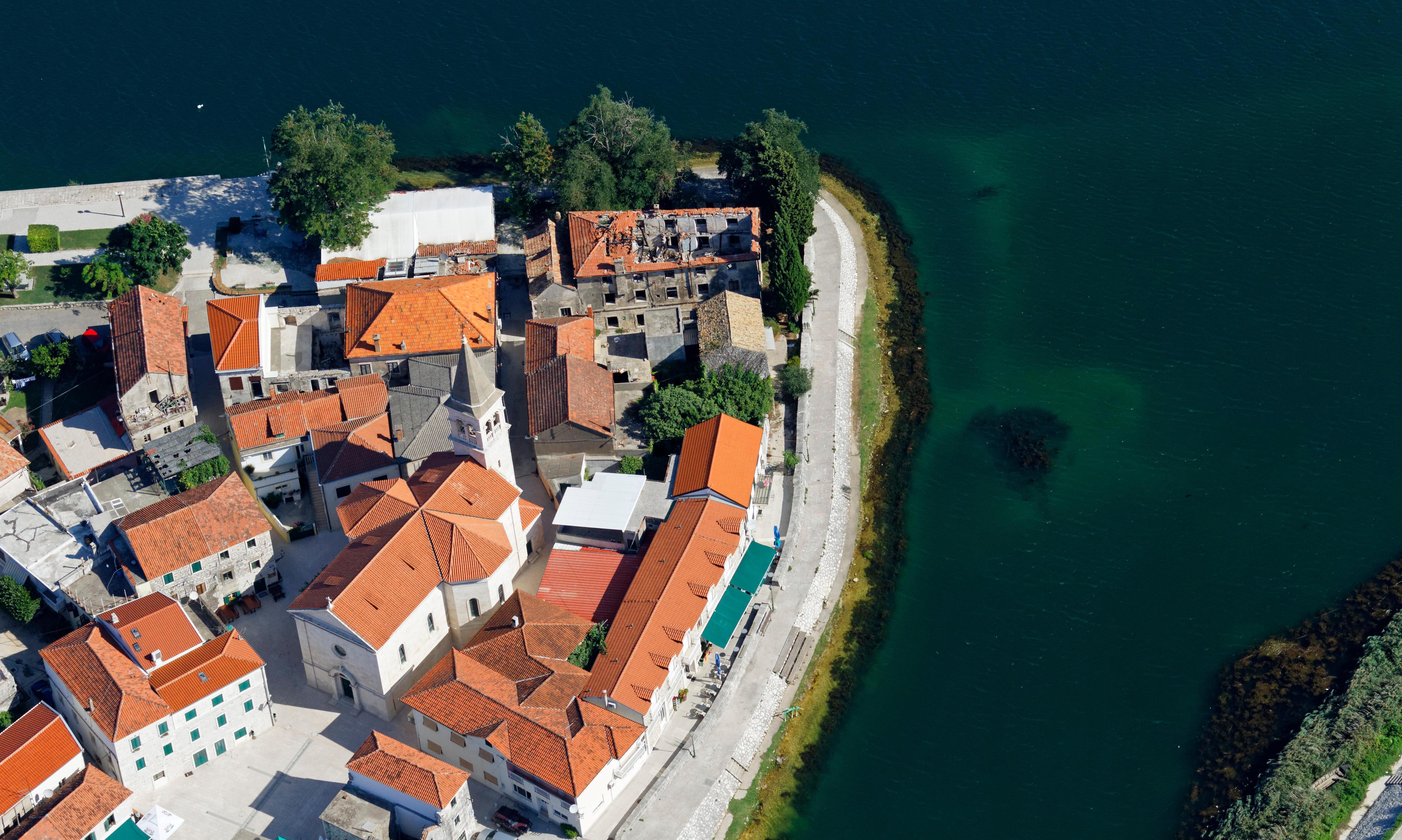 Croatia's quiet side: the Neretva delta