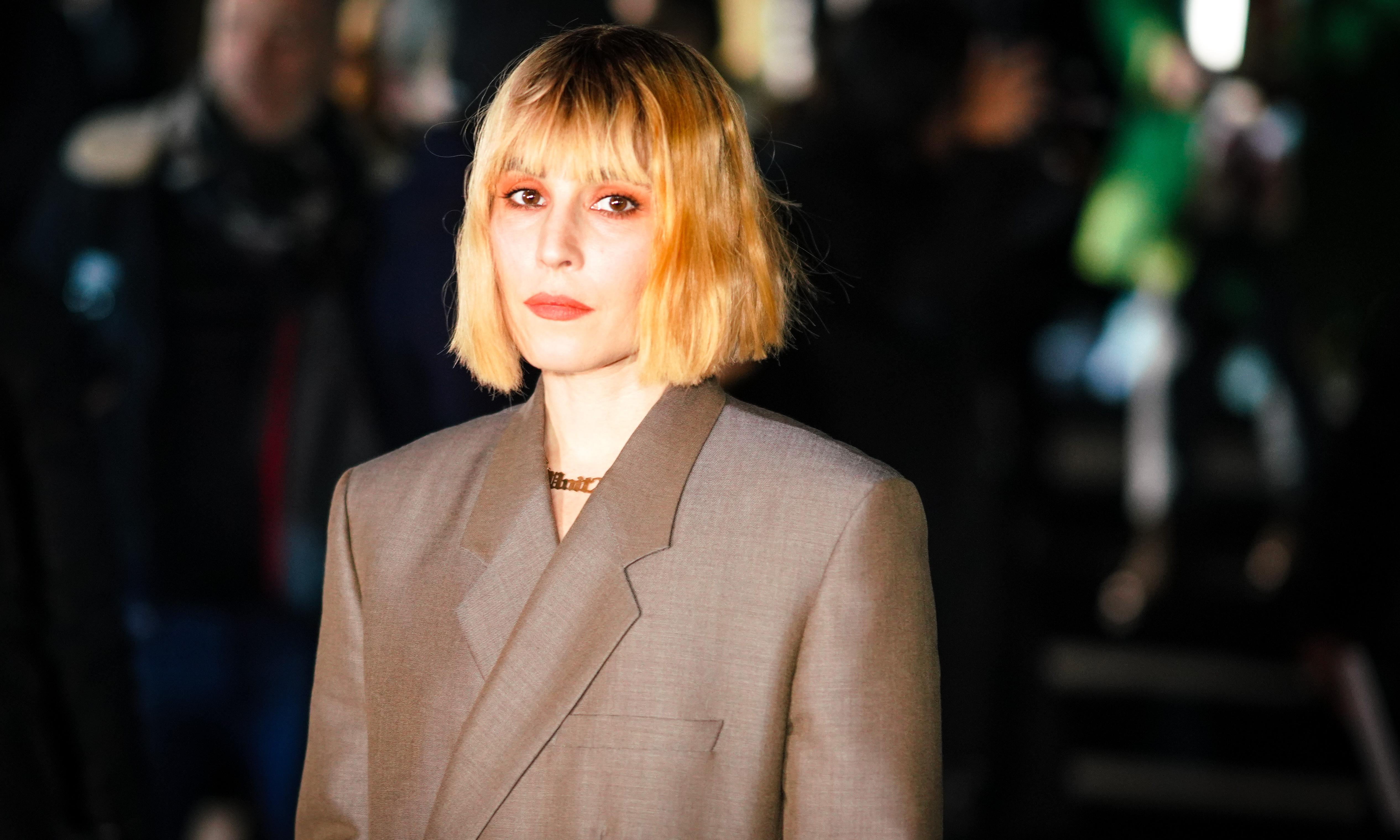 'I'll never be a cute object'... Dragon Tattoo star Noomi Rapace on bank heists, sexism and loving England