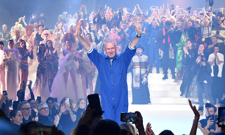 Paris says adieu as Jean Paul Gaultier puts up an exit show