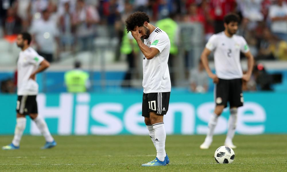 Mohamed Salah reflects on a terrible World Cup campaign, with his side the first to be eliminated.