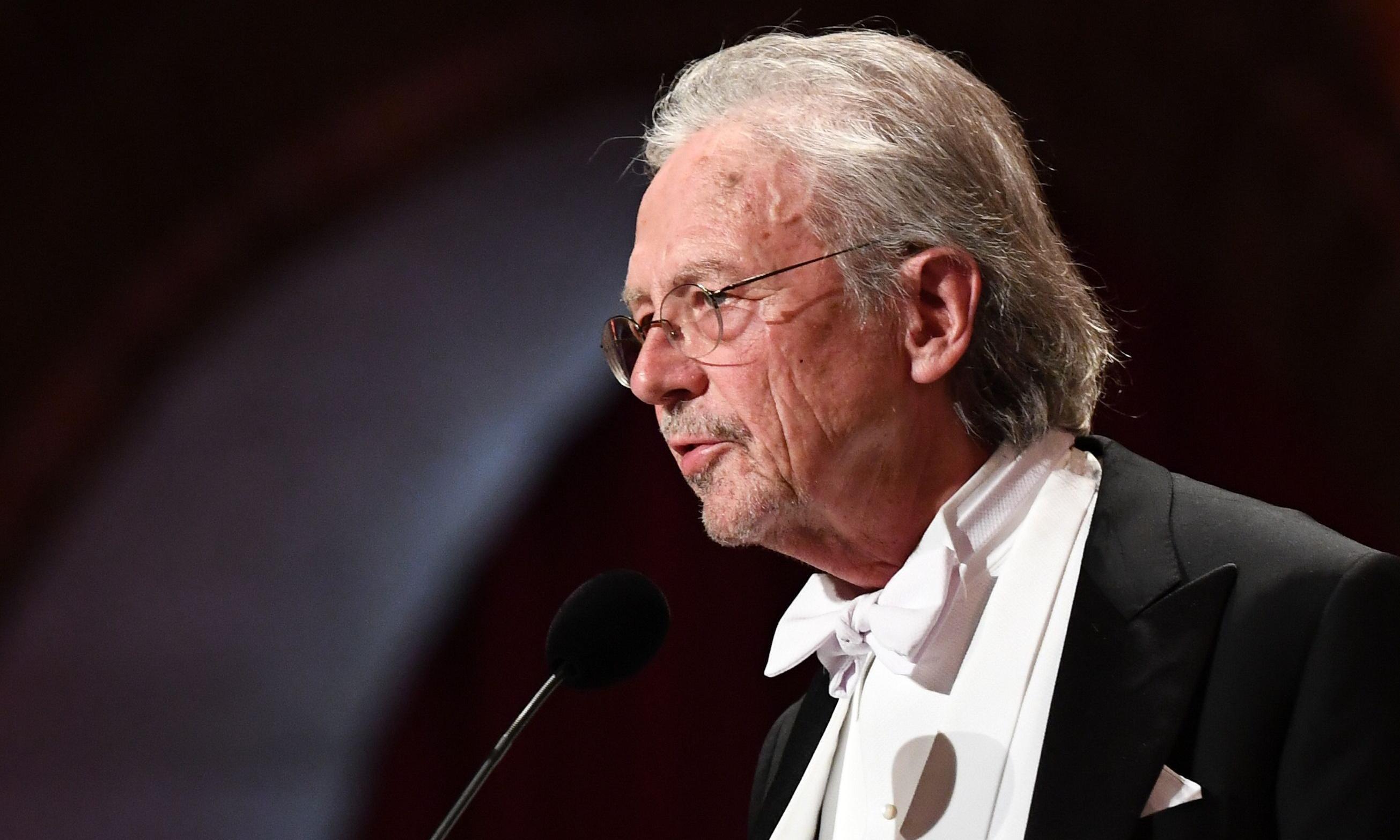 Kosovo declares Nobel laureate Peter Handke persona non grata