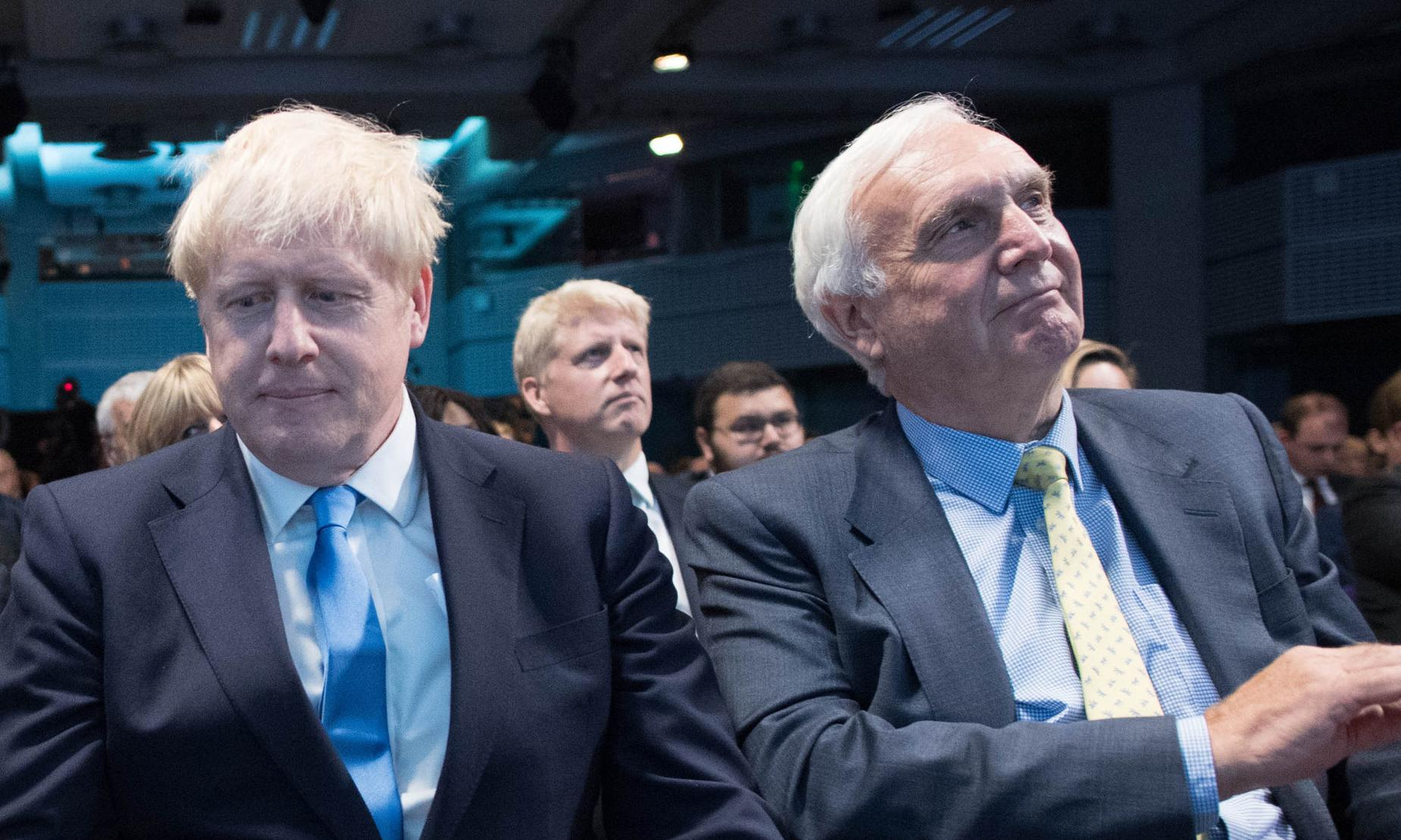 Who will be among Boris Johnson's core team of aides?