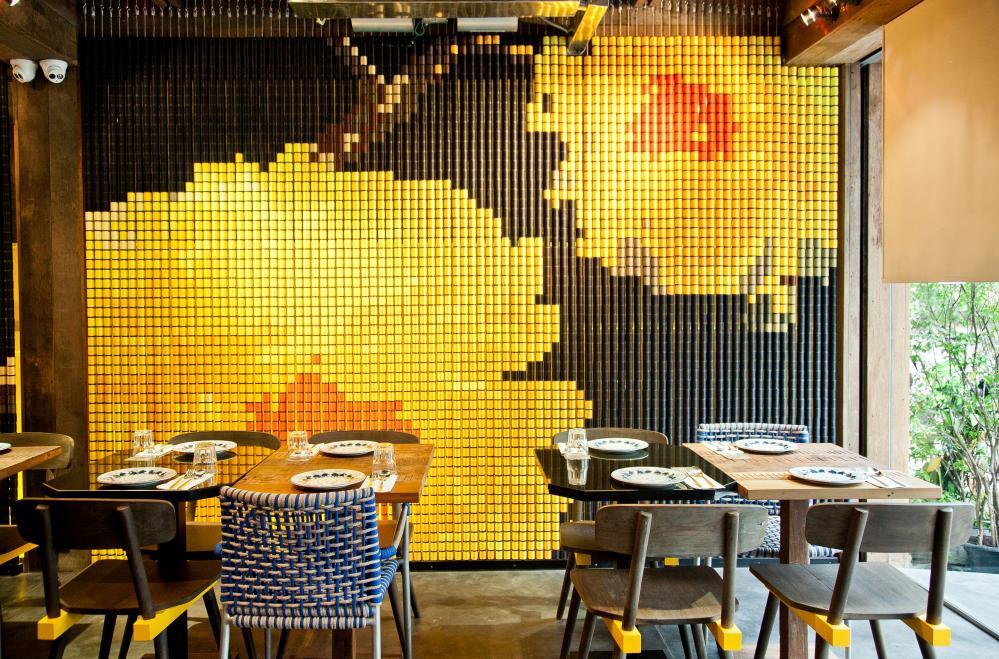 Supanniga Eating Room, Bangkok, Thailand