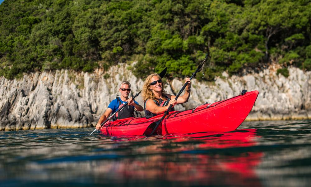 Wildwind Adventures Lefkas, Greece