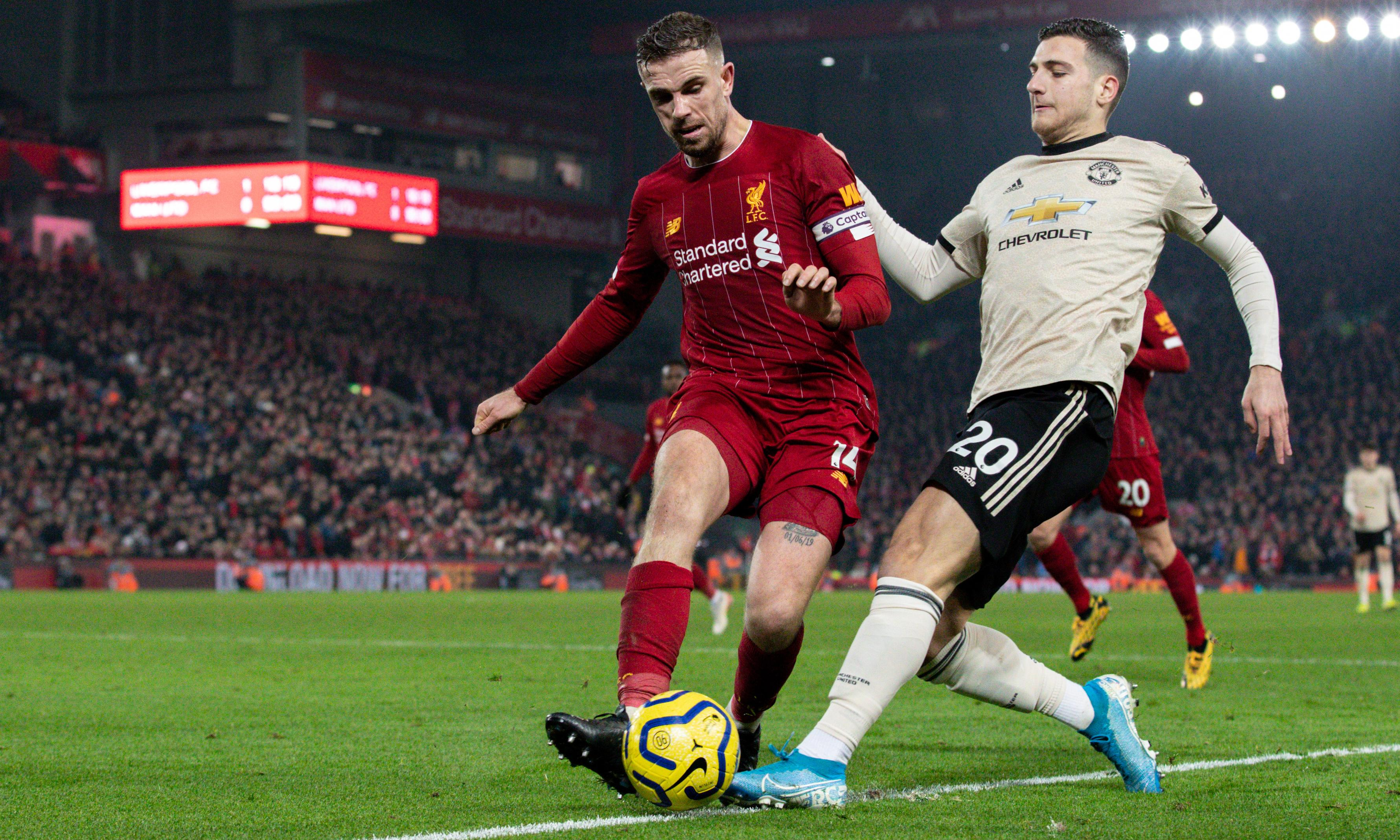 Liverpool 2-0 Manchester United: Premier League player ratings