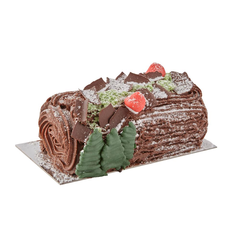Fortnum & Mason Double Chocolate Yule Log £16