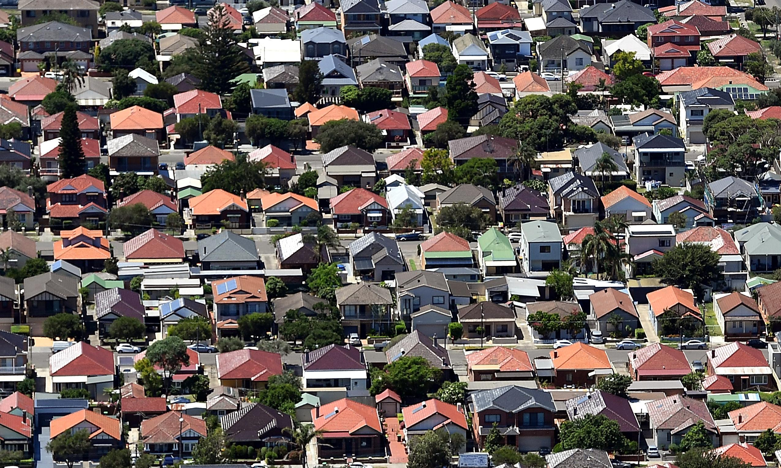 If incomes don't keep up with property prices, we're in danger of another housing bubble