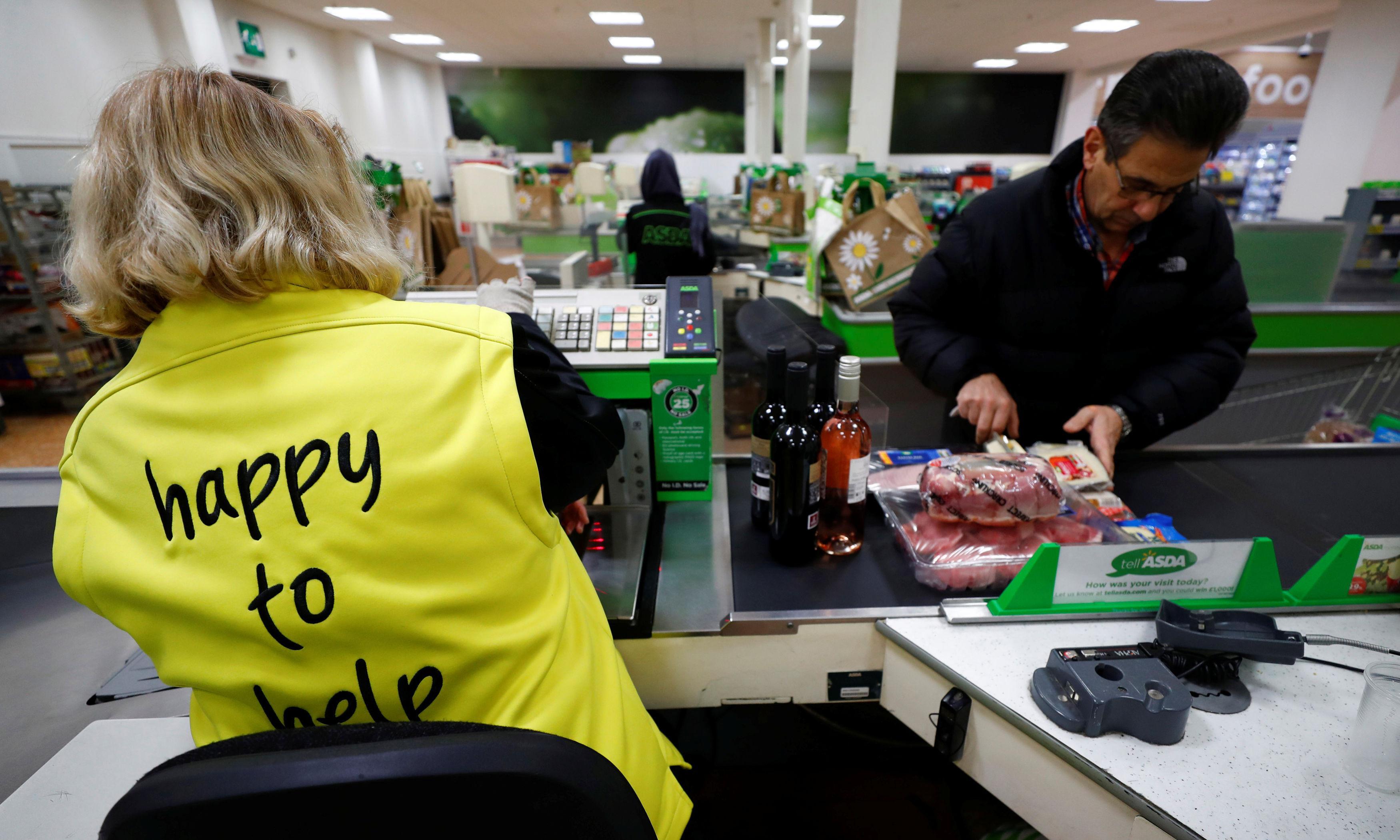 Asda's Christmas sales slide as shoppers rein in spending