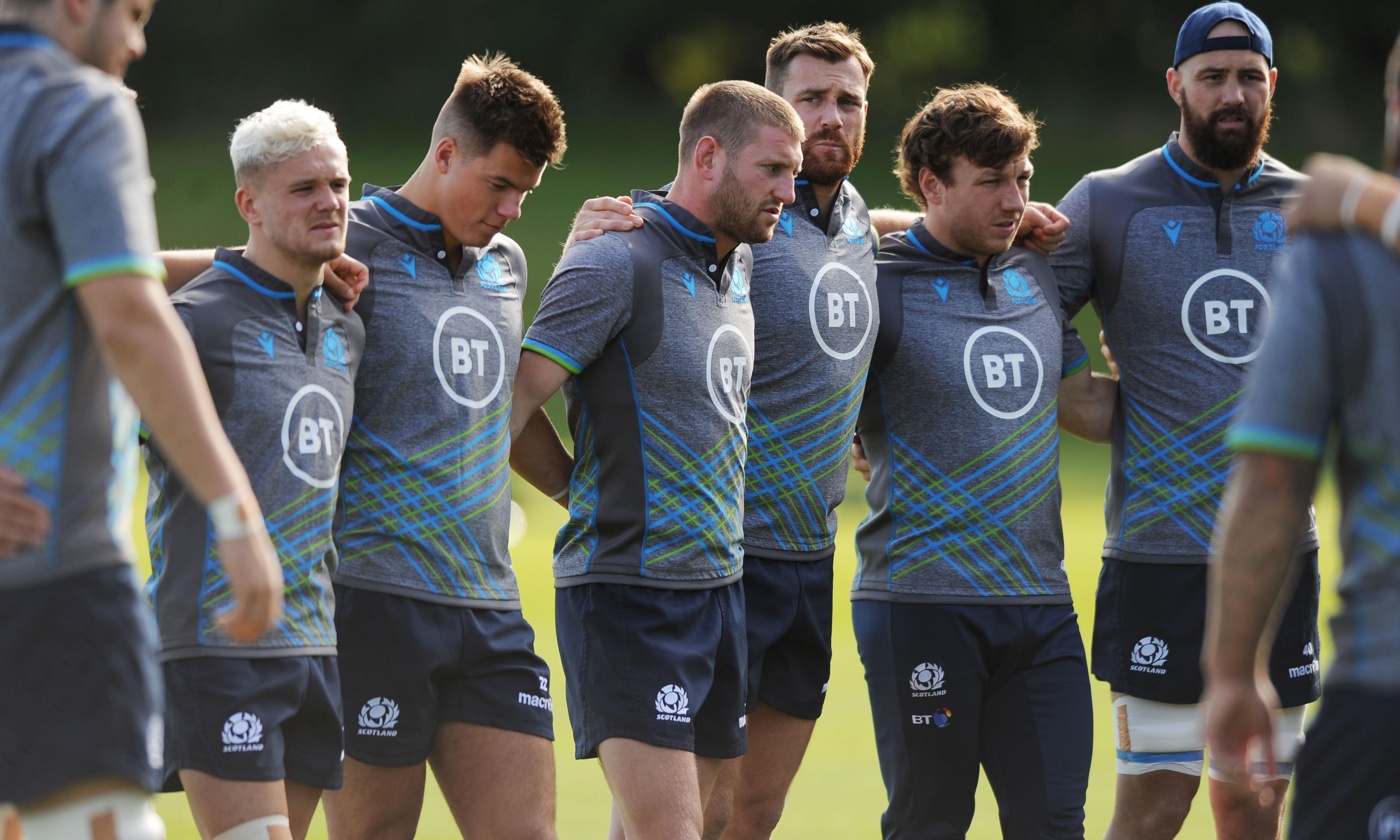 Scotland's Gregor Townsend faces selection headaches as France visit