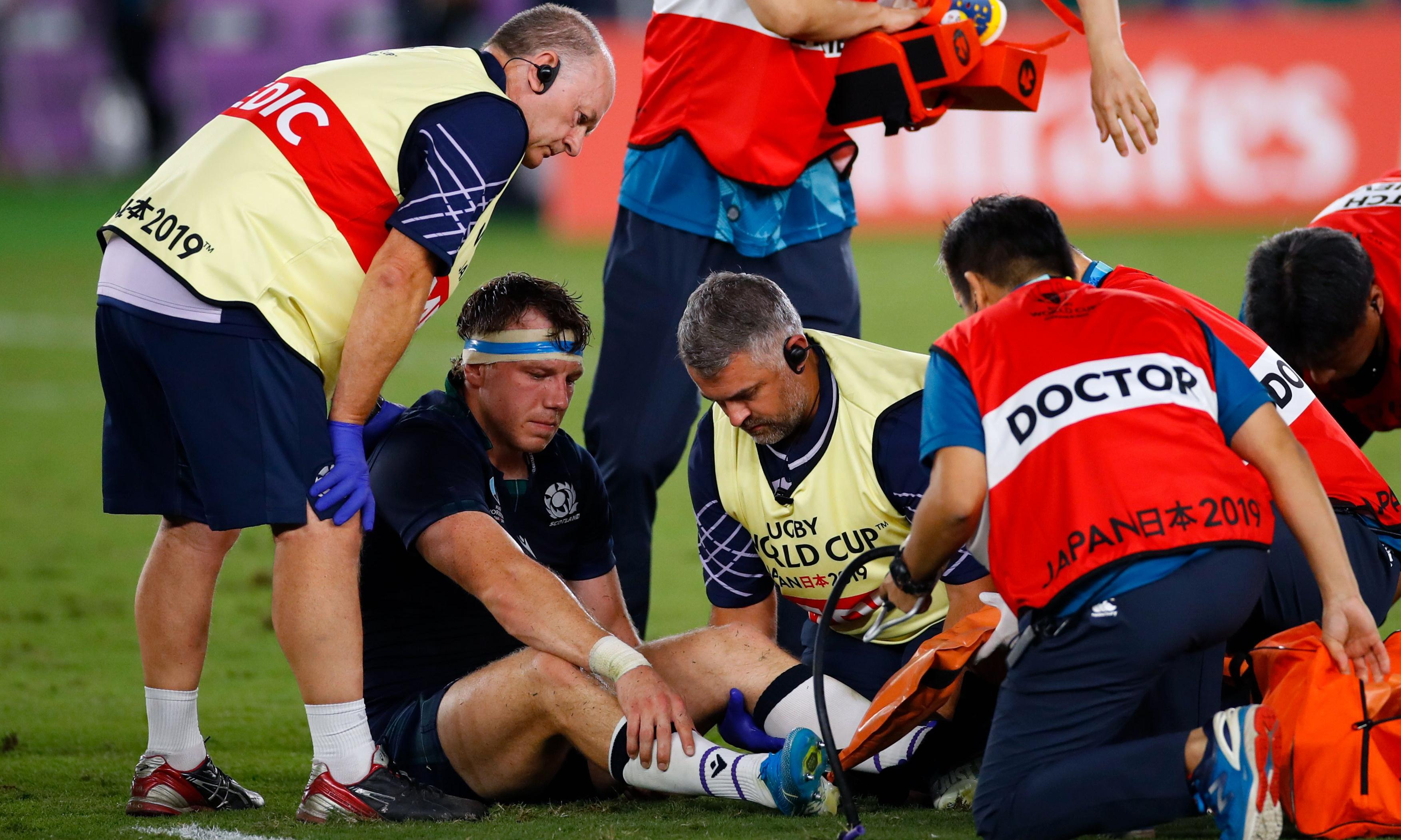 Hamish Watson blow and Ali Price worry add to Scotland's woes in Japan