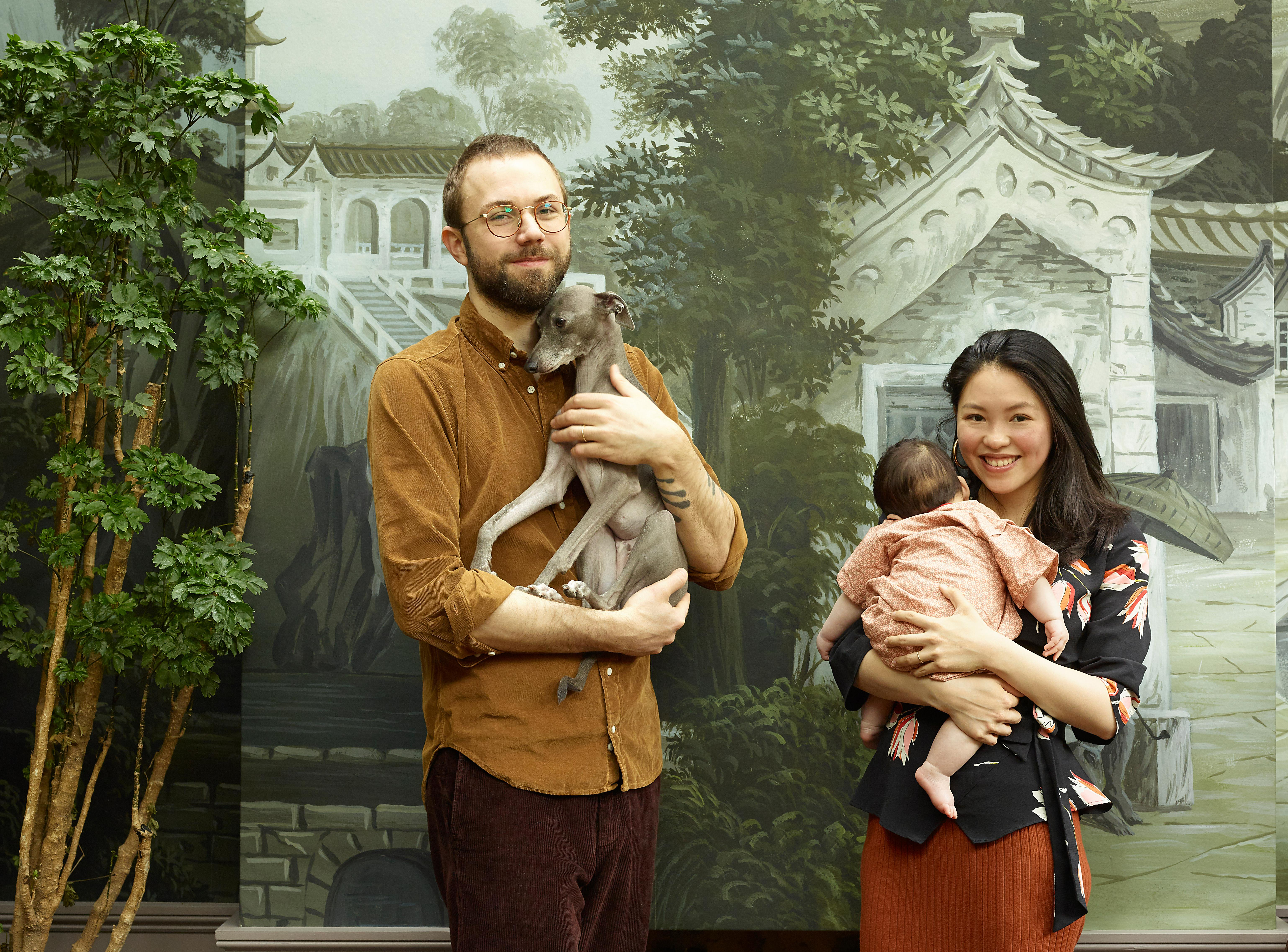 Reclaiming chinoiserie: from the East to the East End