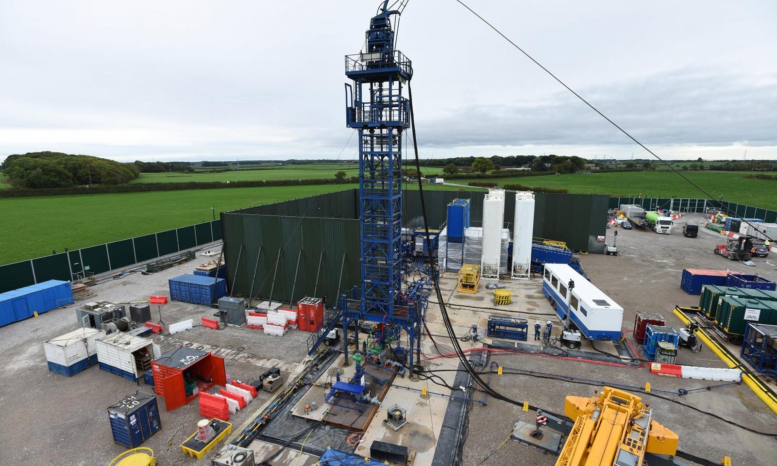 Plan for fracking 'years behind schedule' and has cost taxpayer £32m
