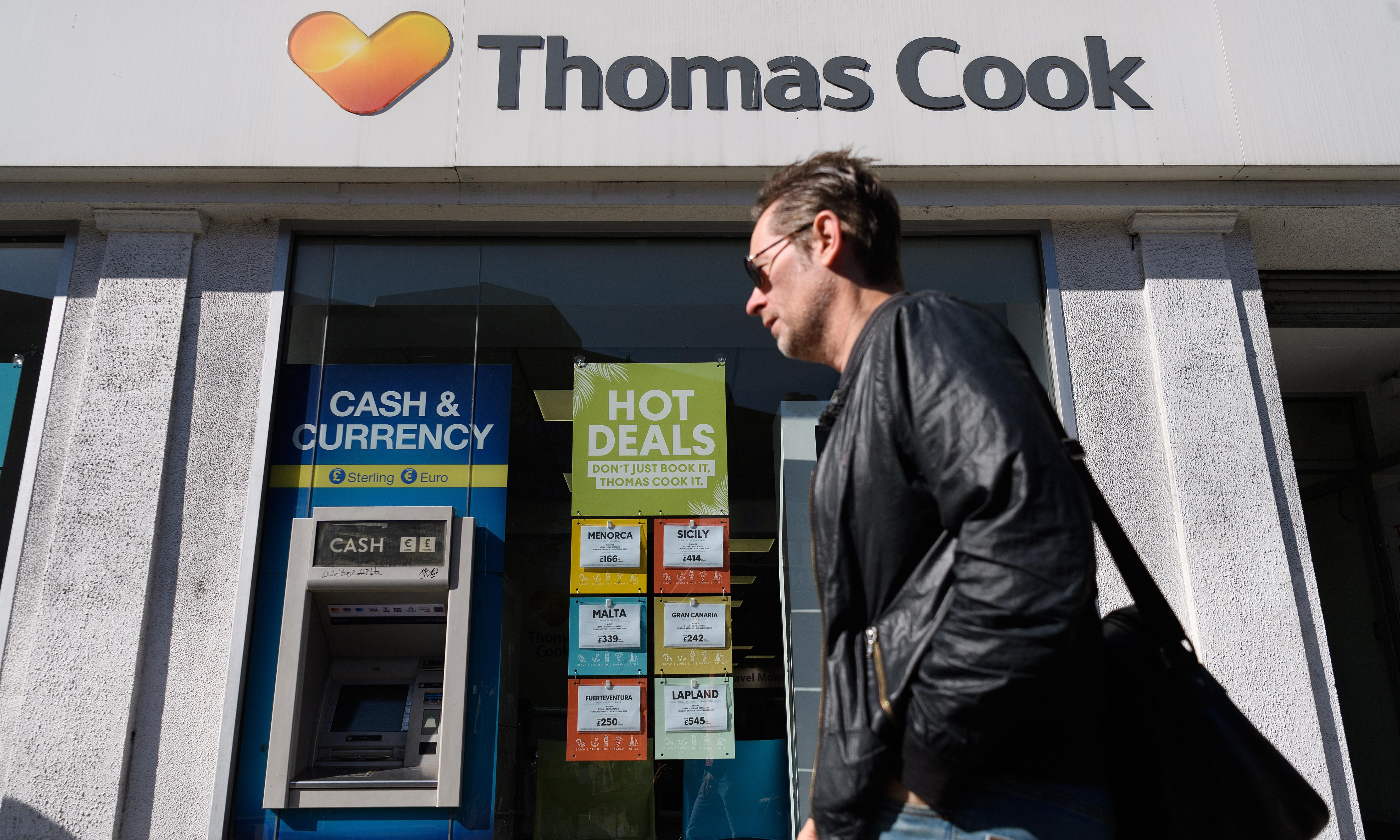 Is Thomas Cook about to go bust? Your questions answered