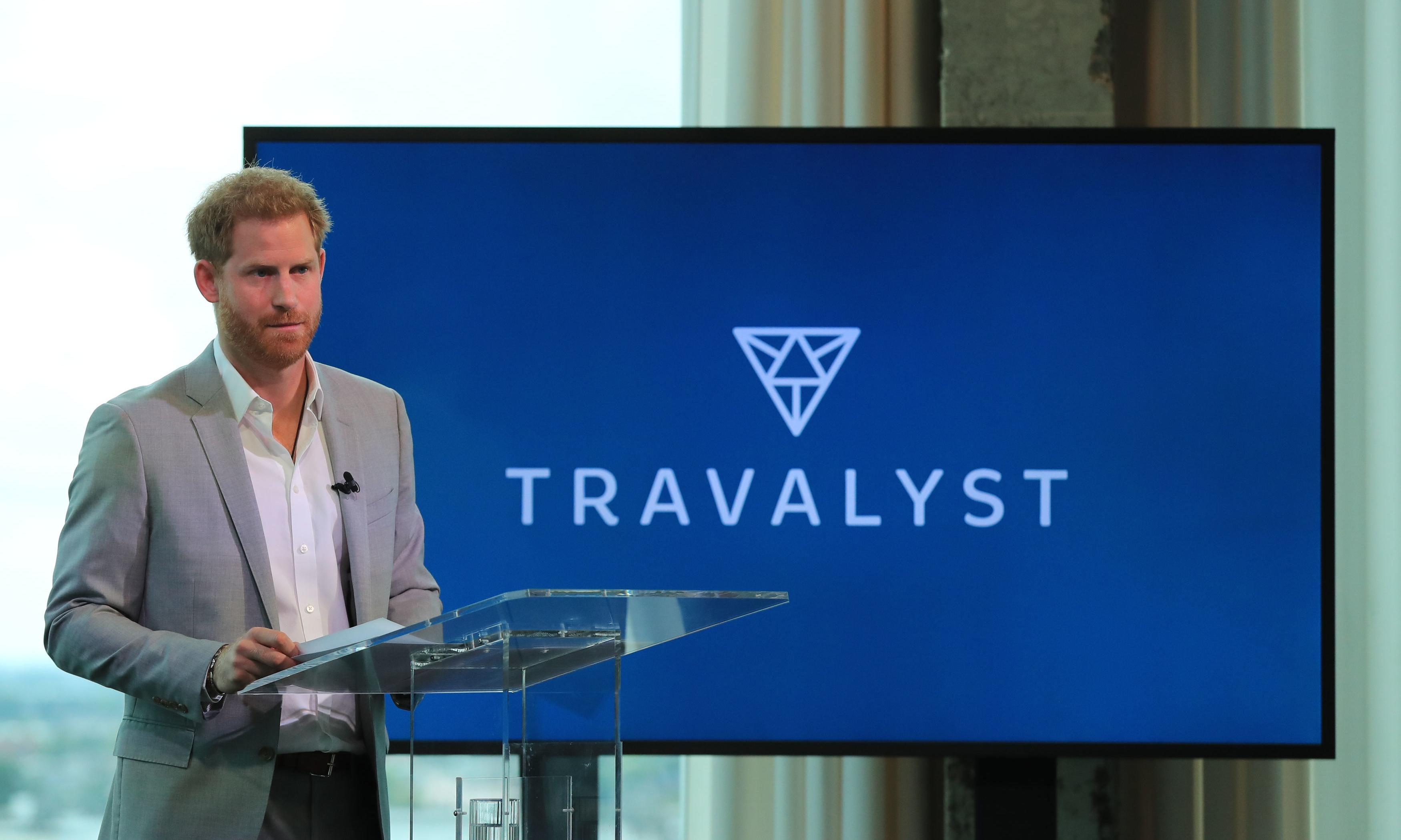 Prince Harry launches sustainable travel initiative Travalyst