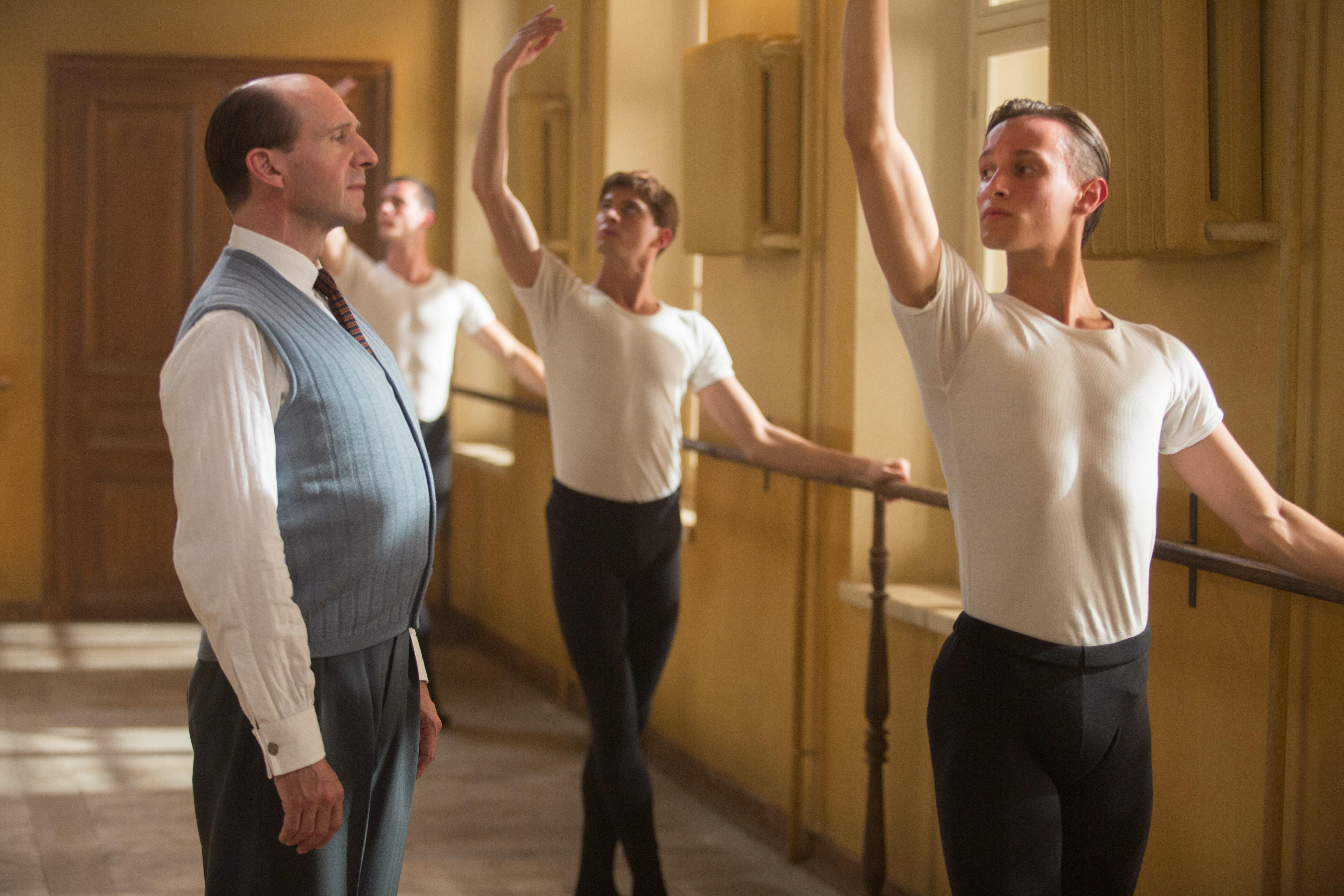 The White Crow review – a jumpy spin on Nureyev