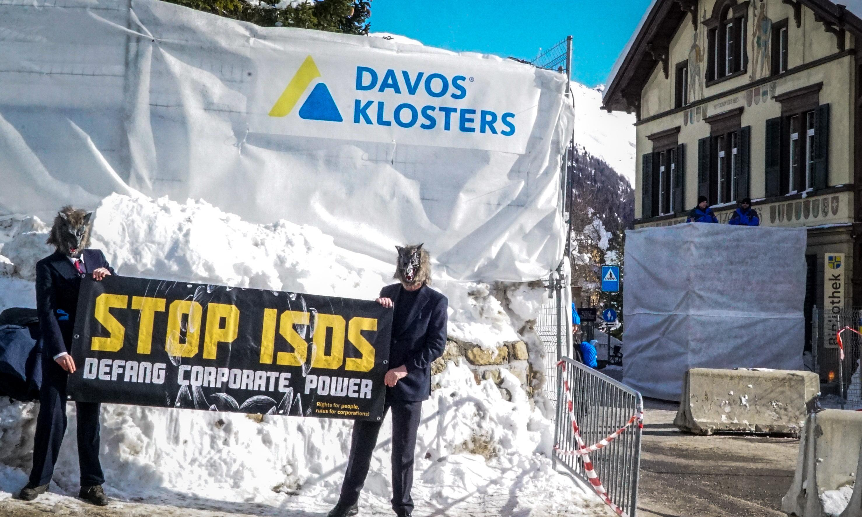 The Guardian view on Davos: elites without answers