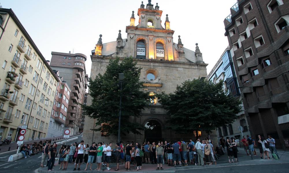 Bilborock, Bilbao