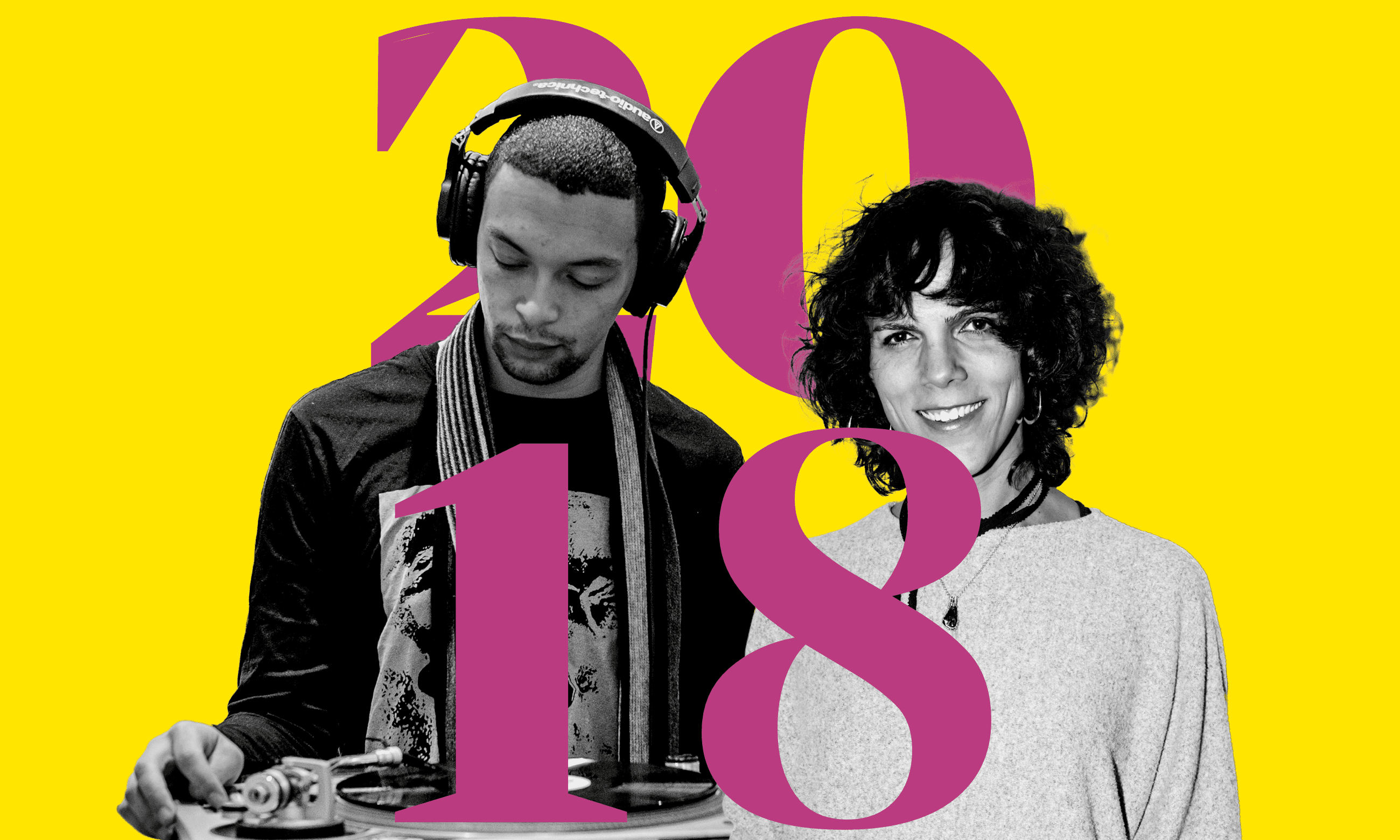 The best DJ mixes of 2018