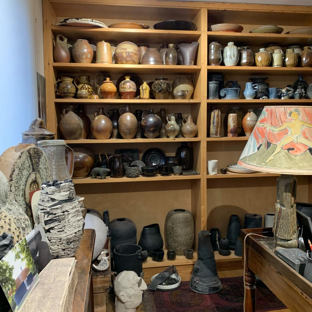 Pothead heaven: inside Michael Evans's two-bed London flat