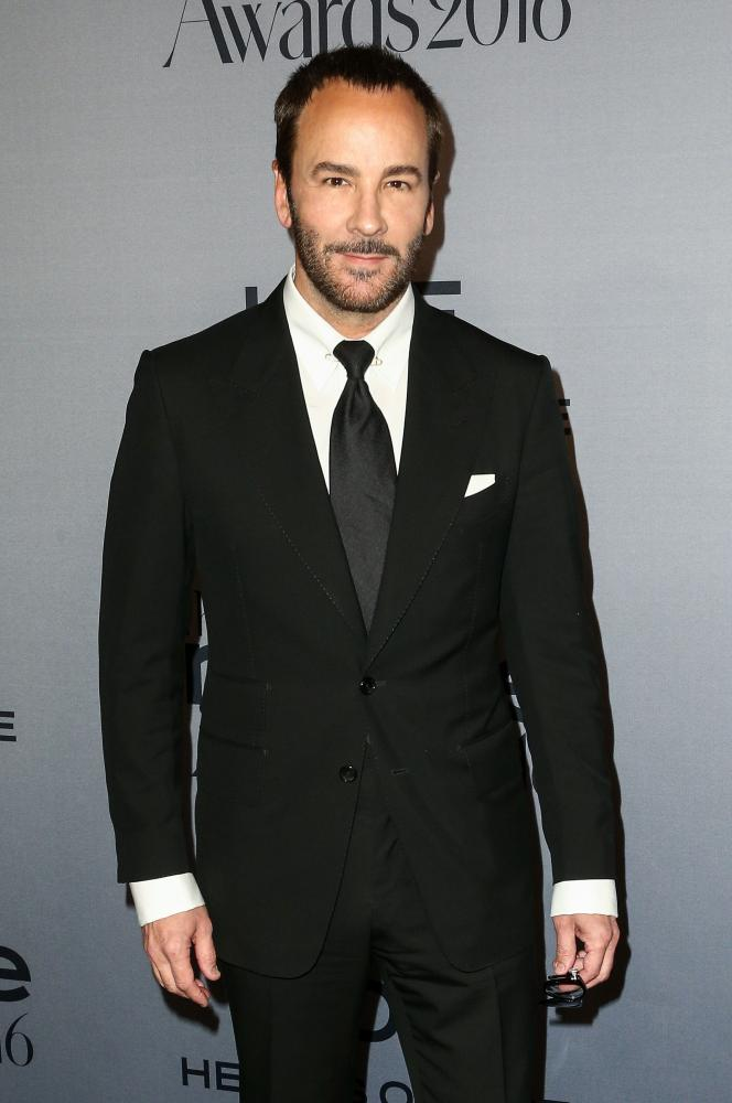 Tom Ford ... platonic ideal.
