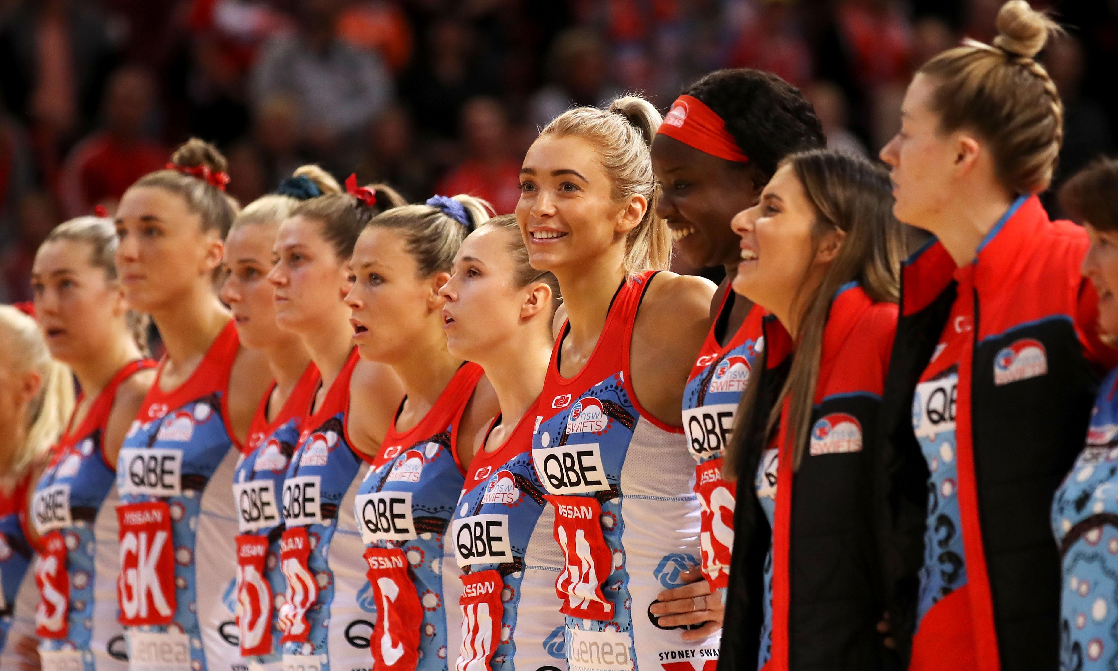 Proud Swifts need no excuses in 2019's Super Netball race