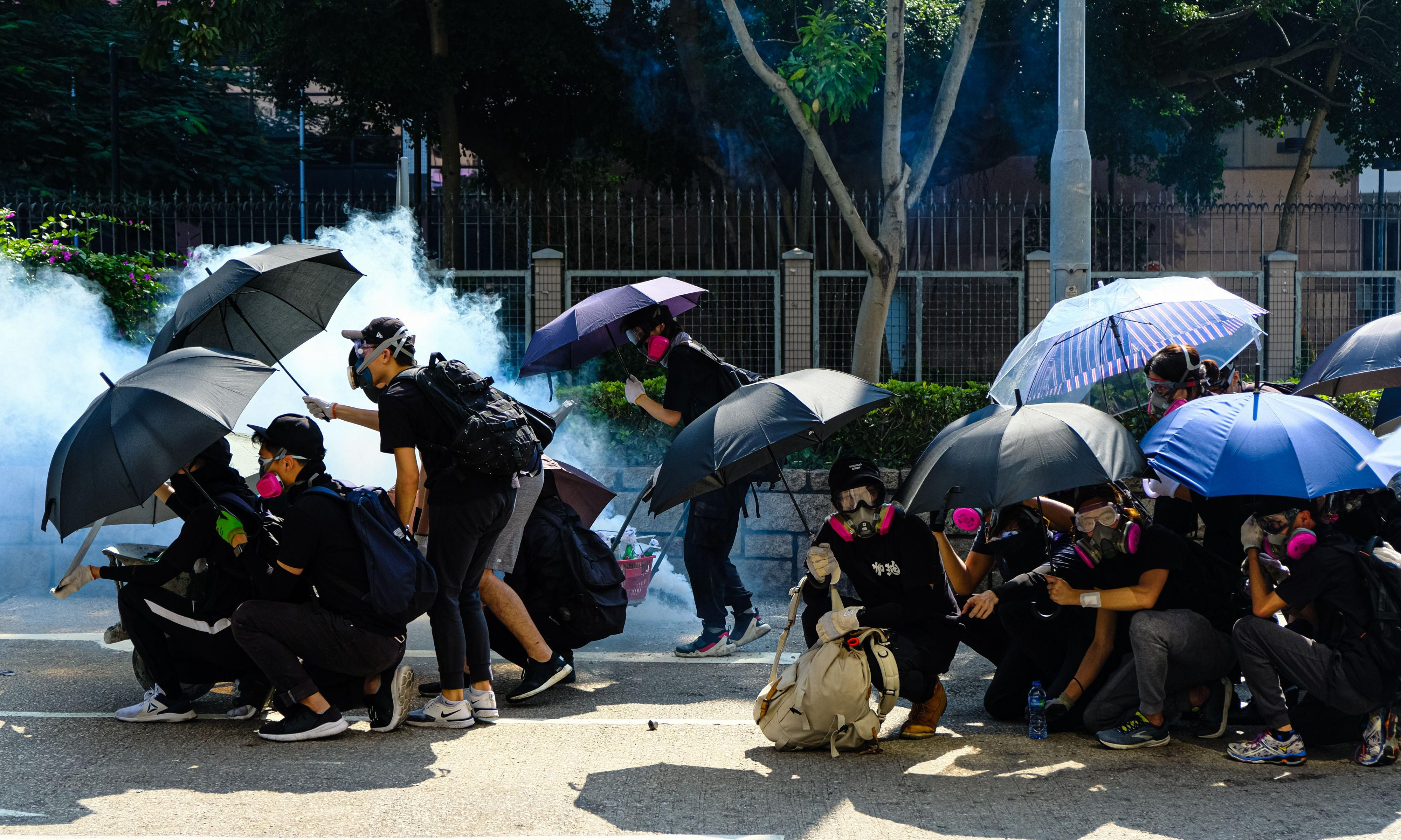 Hong Kong: anger in China as US Senate passes bill protecting protesters' rights