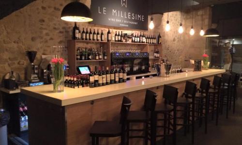 Le Millésime Bordeaux, France. from https://www.facebook.com/lemillesimebordeaux/