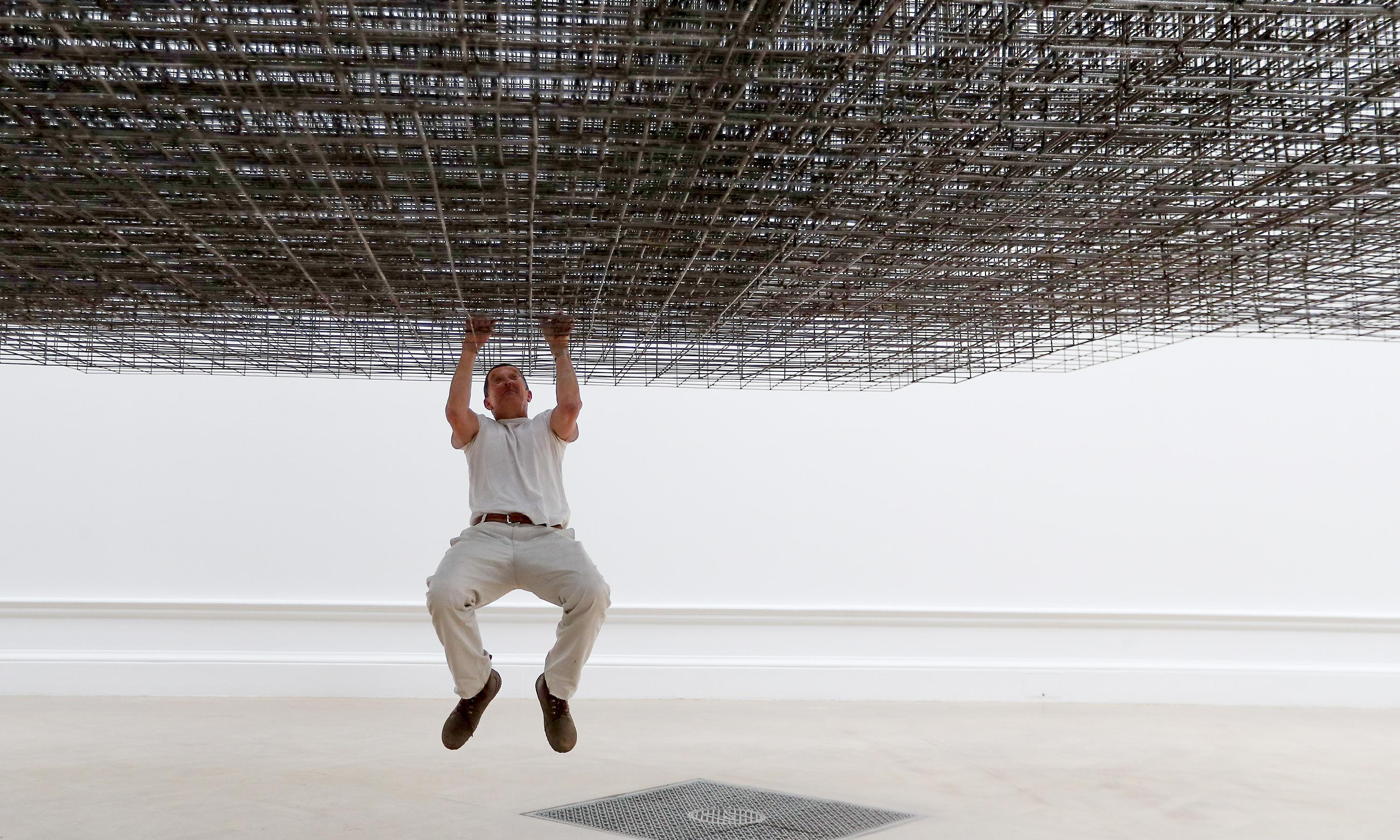 Antony Gormley may be privileged but his art is universal