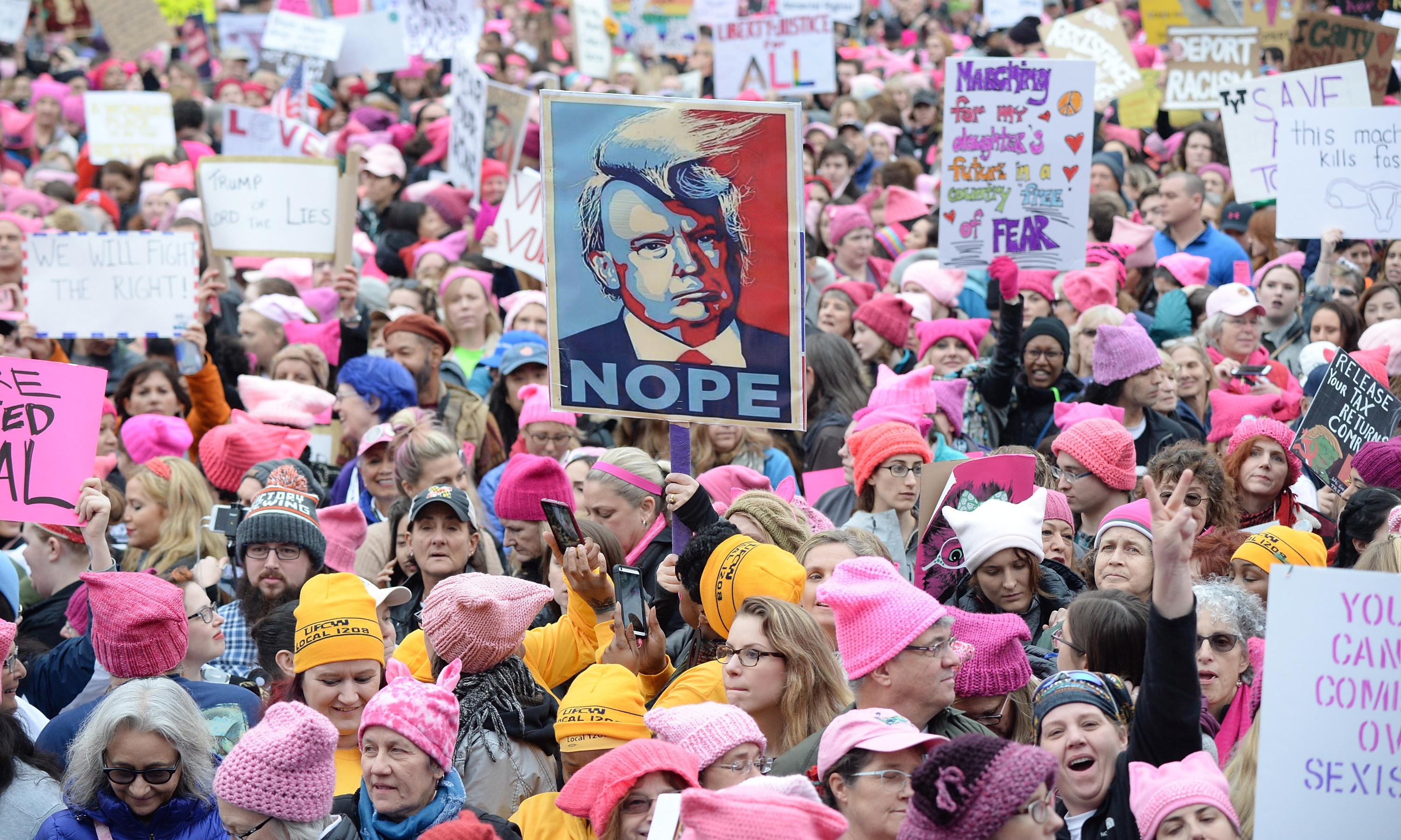 Women's March to take to streets after controversy divides movement