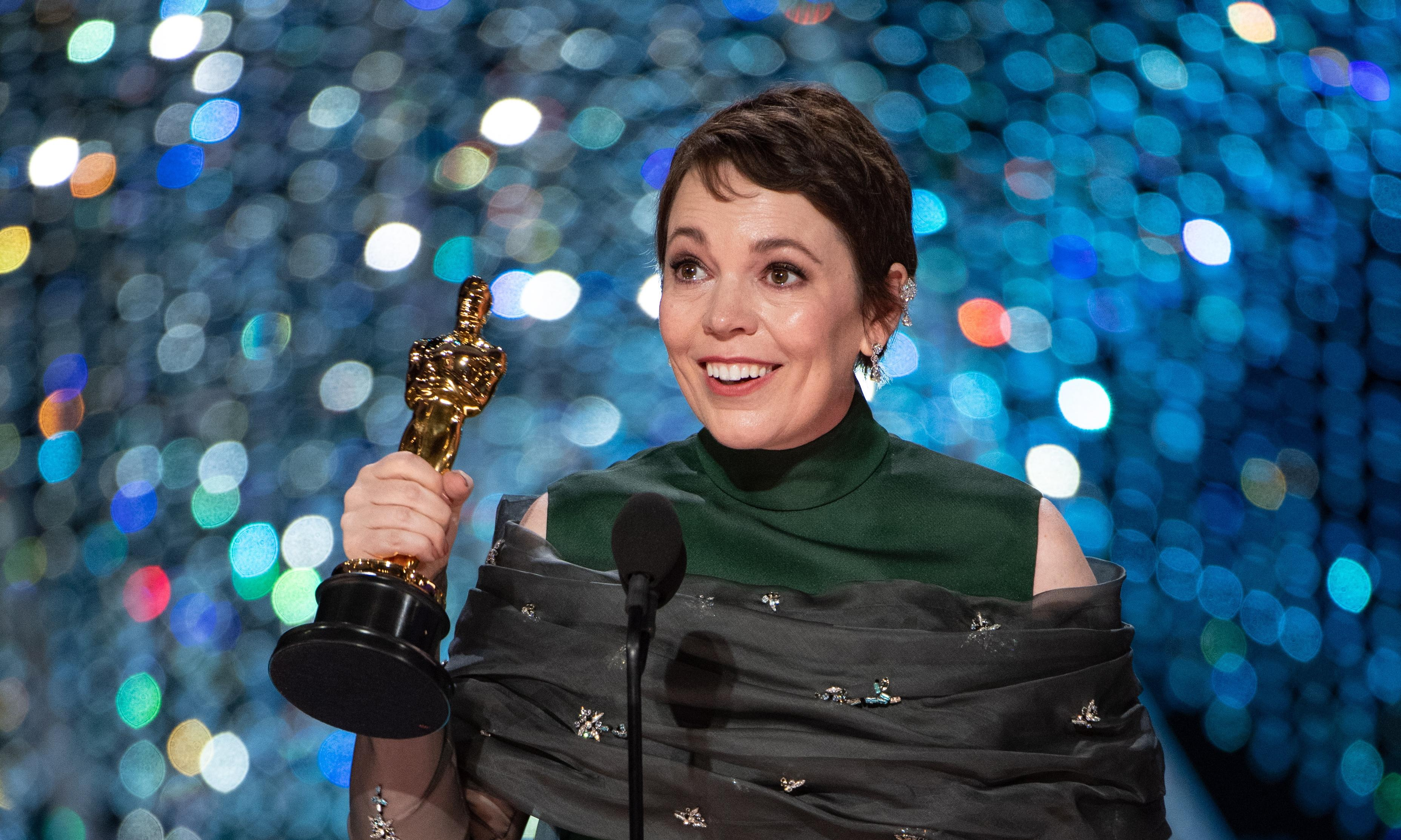 Oscars TV ratings improve for 'hostless' show
