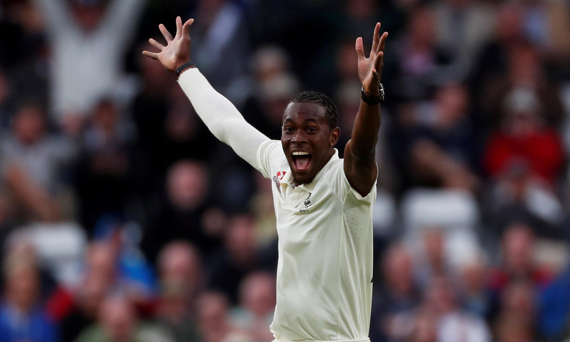 Jofra Archer 'over the moon' after six-wicket haul in third Ashes Test