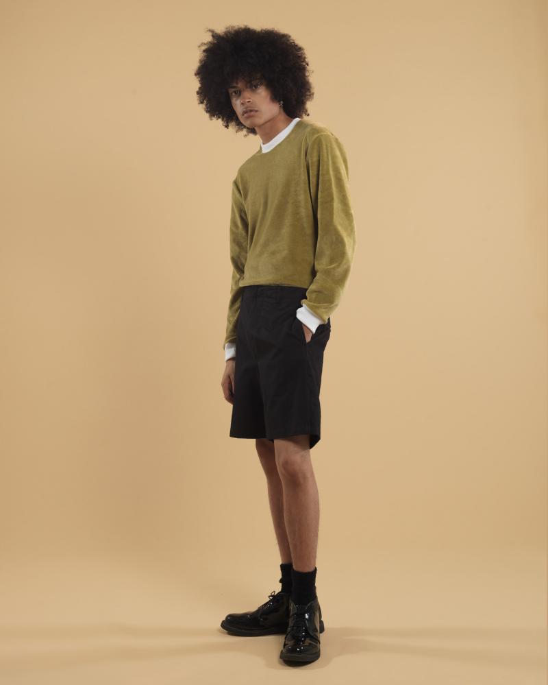 Models wear SS17 FANMAIL
