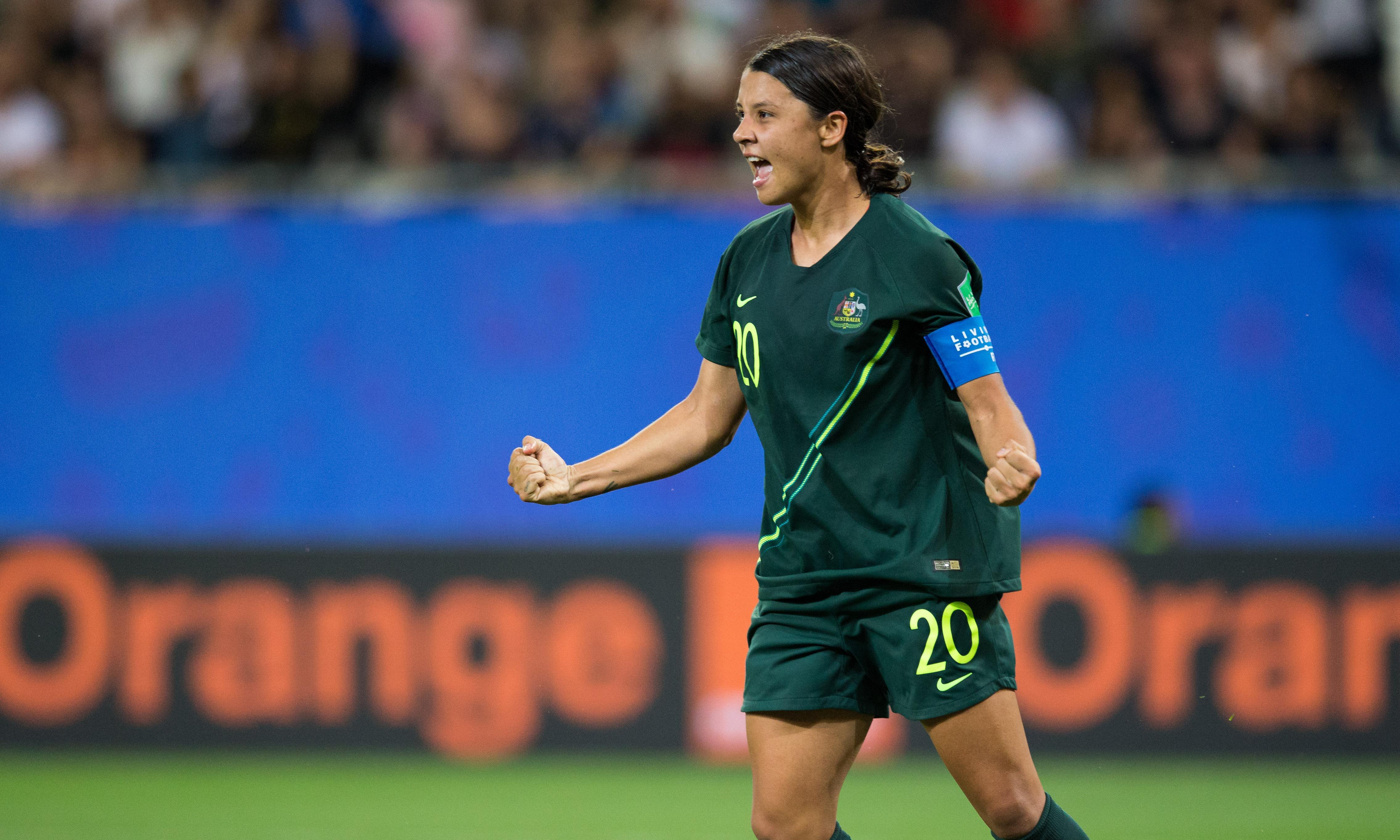 Jamaica 1-4 Australia: Women's World Cup player ratings