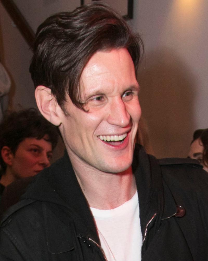 Matt Smith, who has featured in Doctor Who and the Crown, played for Nottingham Forest and Leicester City in his youth.